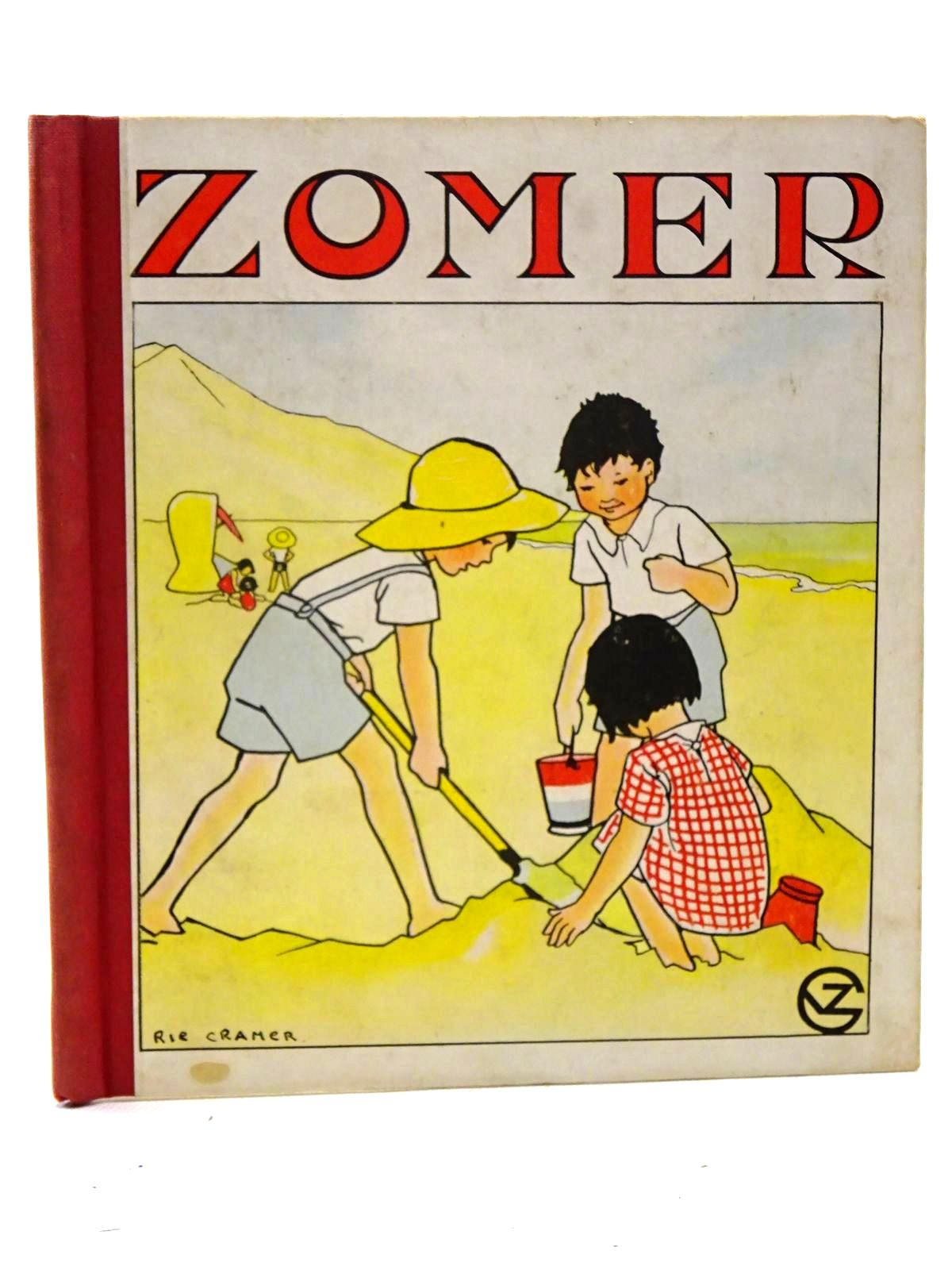 Photo of ZOMER illustrated by Cramer, Rie published by Van Goor Zonen (STOCK CODE: 1317426)  for sale by Stella & Rose's Books