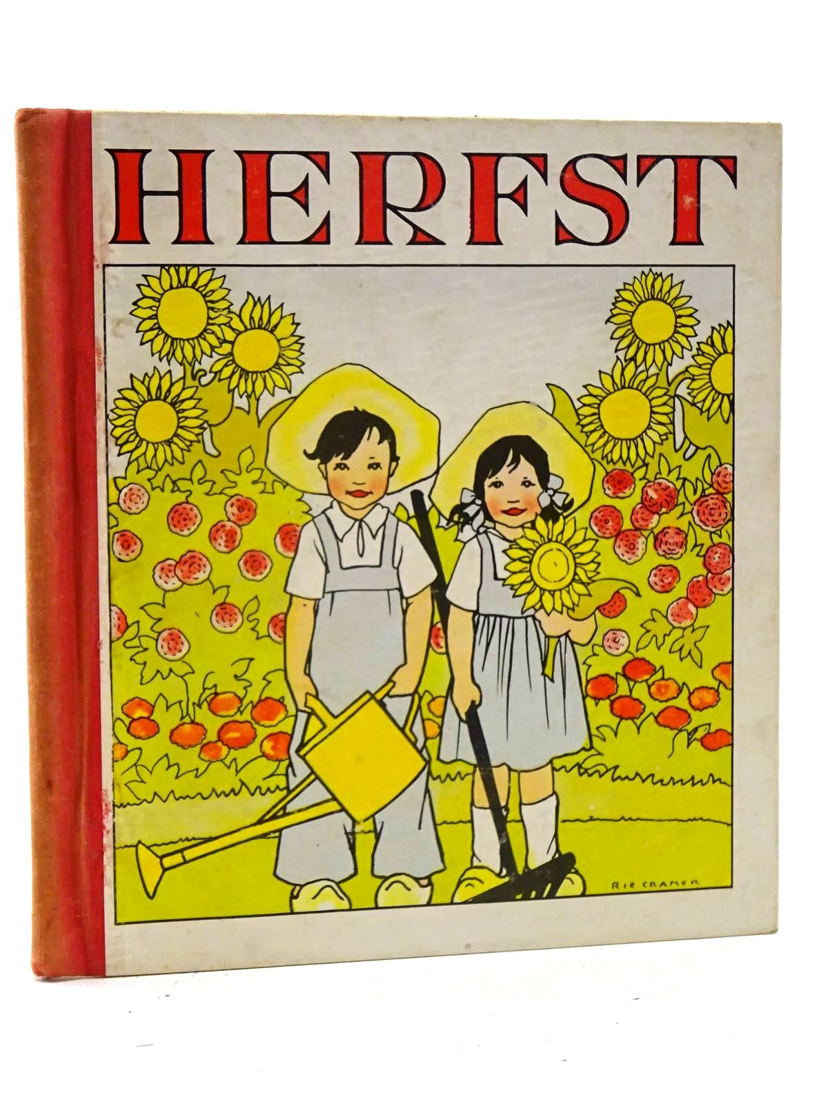 Photo of HERFST illustrated by Cramer, Rie published by Van Goor Zonen (STOCK CODE: 1317427)  for sale by Stella & Rose's Books