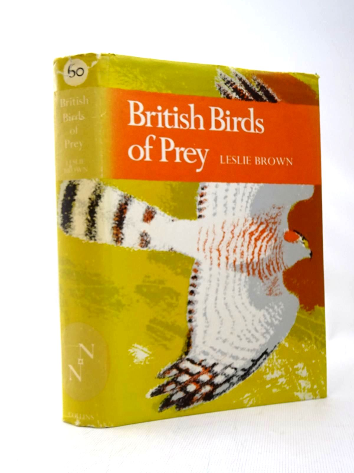 Photo of BRITISH BIRDS OF PREY (NN 60) written by Brown, Leslie H. published by Collins (STOCK CODE: 1317457)  for sale by Stella & Rose's Books