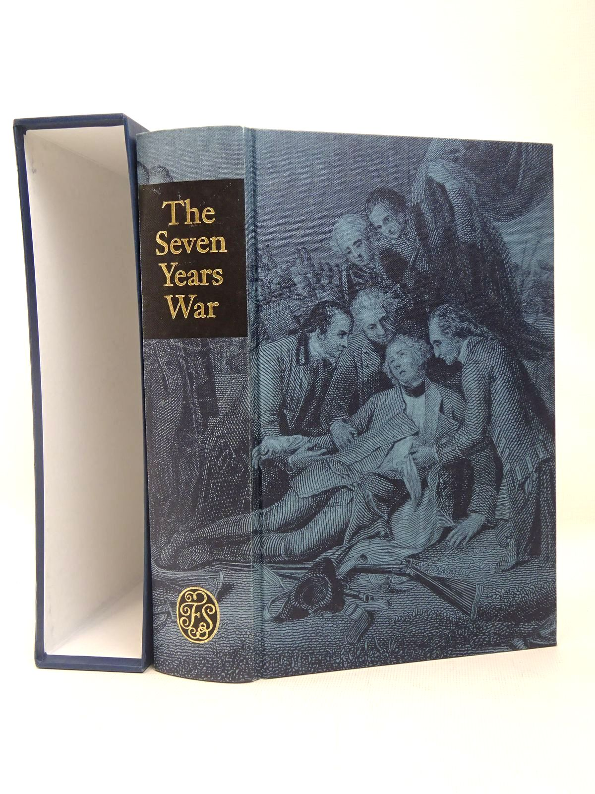Photo of THE SEVEN YEARS WAR written by Corbett, Julian S. published by Folio Society (STOCK CODE: 1317467)  for sale by Stella & Rose's Books
