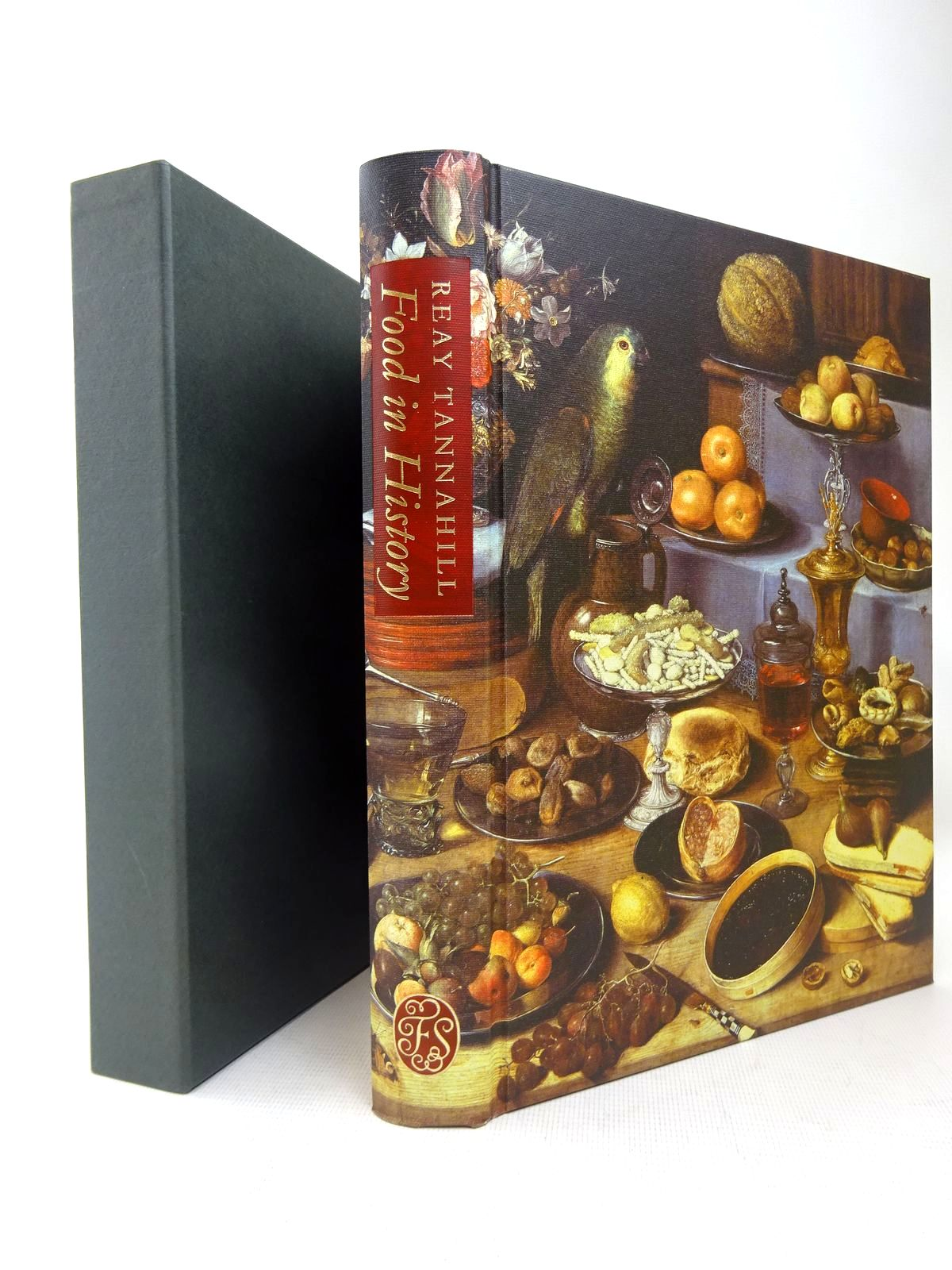 Photo of FOOD IN HISTORY written by Tannahill, Reay published by Folio Society (STOCK CODE: 1317482)  for sale by Stella & Rose's Books