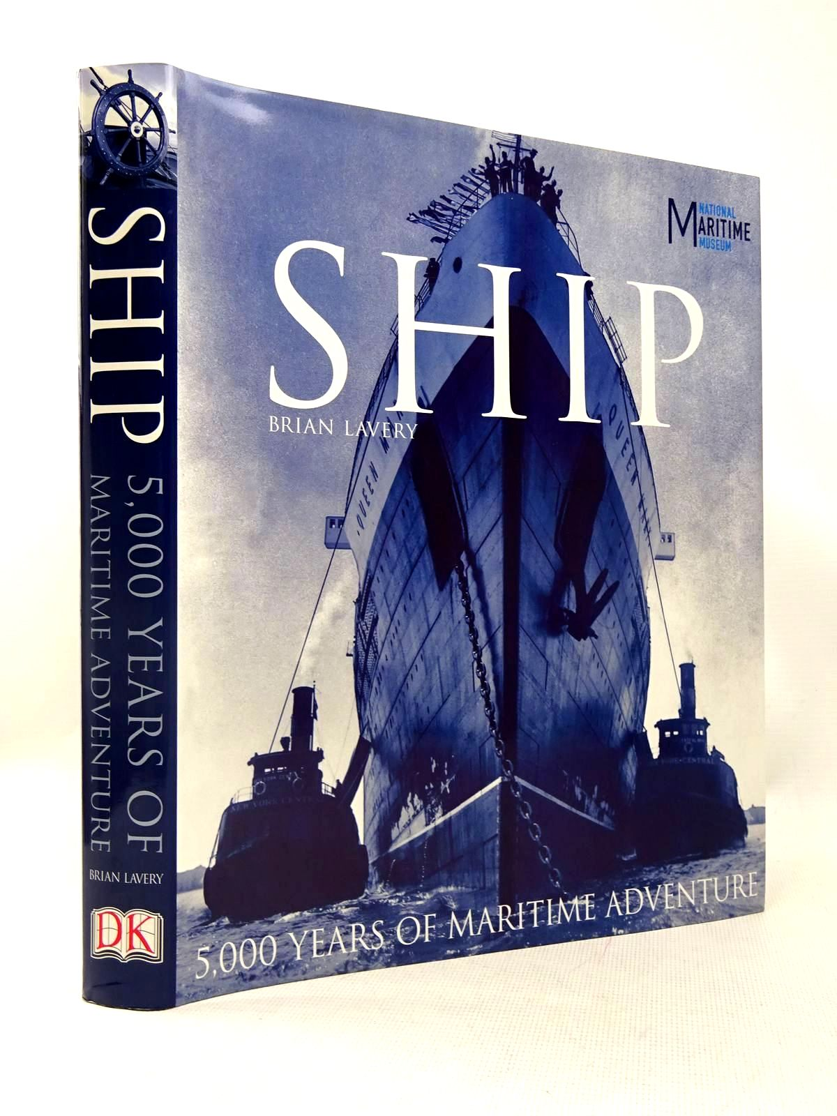Photo of SHIP 5000 YEARS OF MARITIME ADVENTURE written by Lavery, Brian published by Dorling Kindersley (STOCK CODE: 1317491)  for sale by Stella & Rose's Books