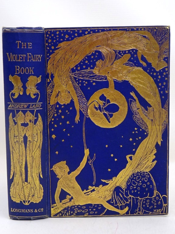Photo of THE VIOLET FAIRY BOOK written by Lang, Andrew illustrated by Ford, H.J. published by Longmans, Green & Co. (STOCK CODE: 1317530)  for sale by Stella & Rose's Books