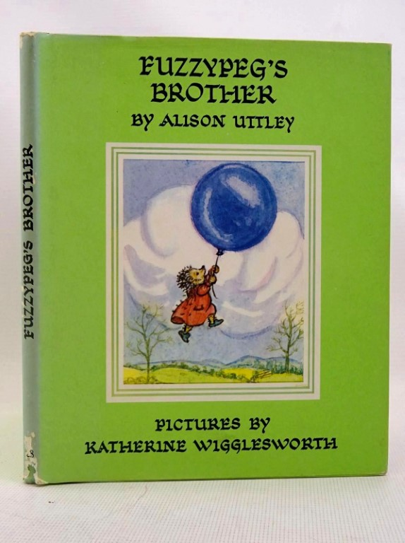 Photo of FUZZYPEG'S BROTHER written by Uttley, Alison illustrated by Wigglesworth, Katherine published by Collins (STOCK CODE: 1317535)  for sale by Stella & Rose's Books
