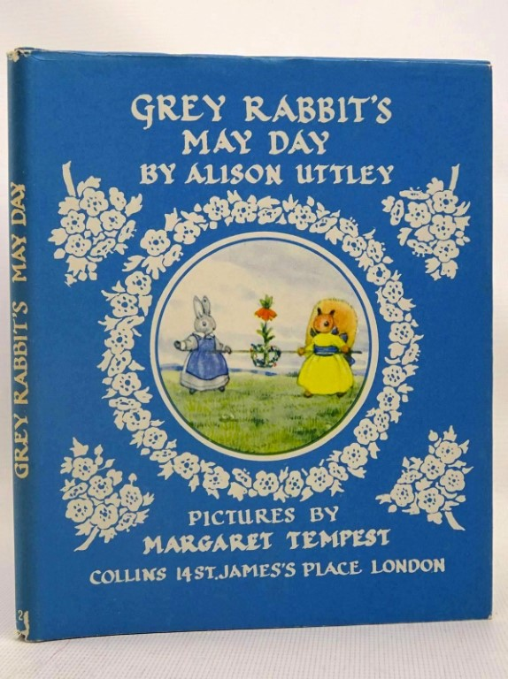 Photo of GREY RABBIT'S MAY DAY written by Uttley, Alison illustrated by Tempest, Margaret published by Collins (STOCK CODE: 1317541)  for sale by Stella & Rose's Books
