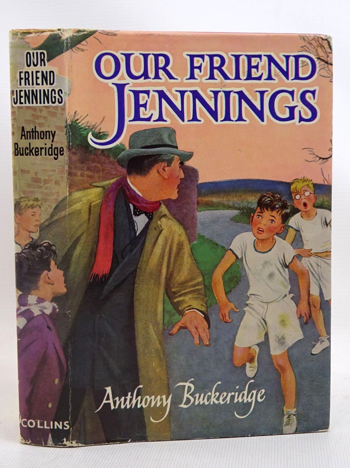 Photo of OUR FRIEND JENNINGS written by Buckeridge, Anthony published by Collins (STOCK CODE: 1317570)  for sale by Stella & Rose's Books