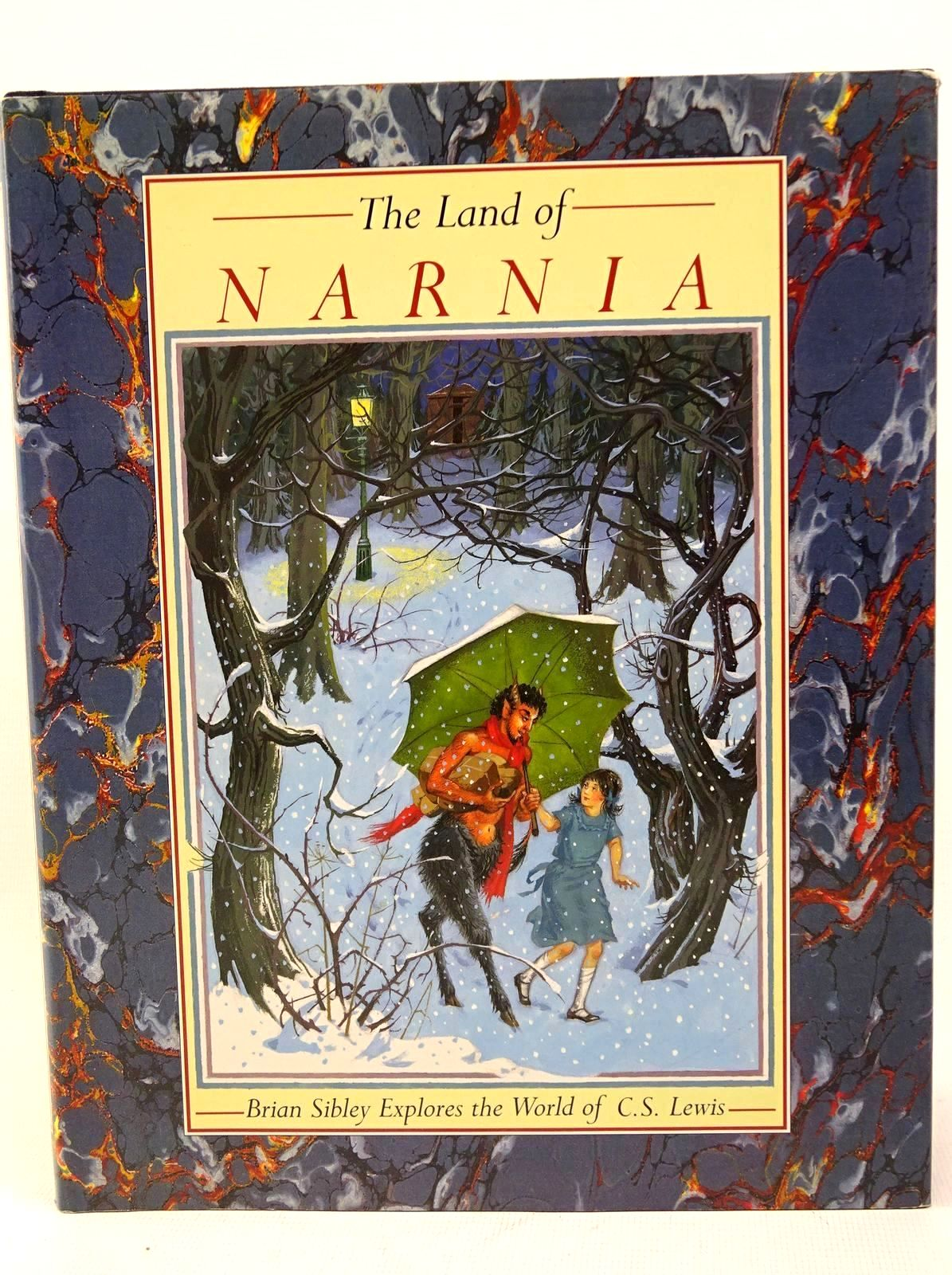 Photo of THE LAND OF NARNIA written by Lewis, C.S.<br />Sibley, Brian illustrated by Baynes, Pauline published by Collins Lions (STOCK CODE: 1317606)  for sale by Stella & Rose's Books