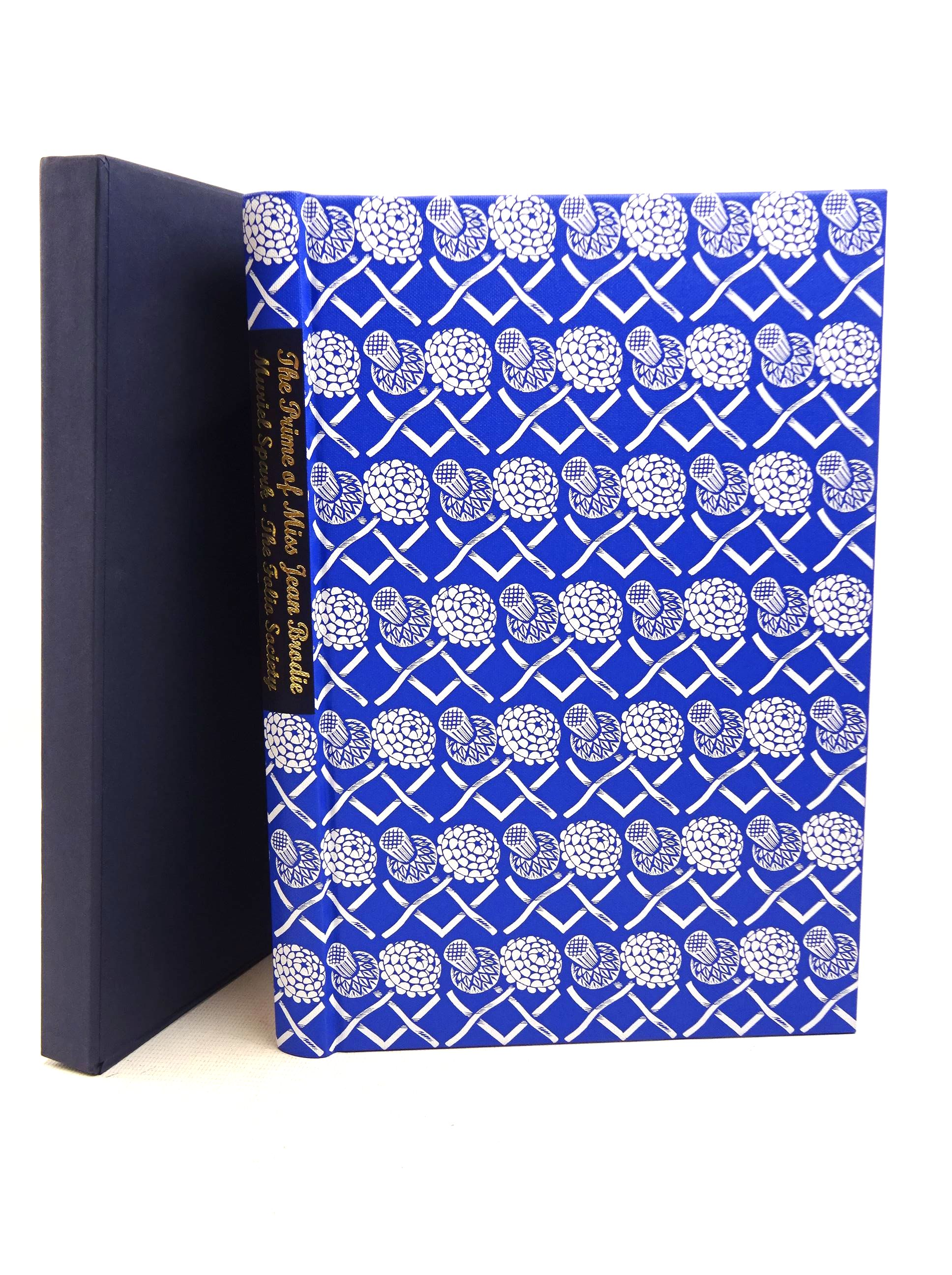 Photo of THE PRIME OF MISS JEAN BRODIE written by Spark, Muriel illustrated by Cook, Beryl published by Folio Society (STOCK CODE: 1317628)  for sale by Stella & Rose's Books