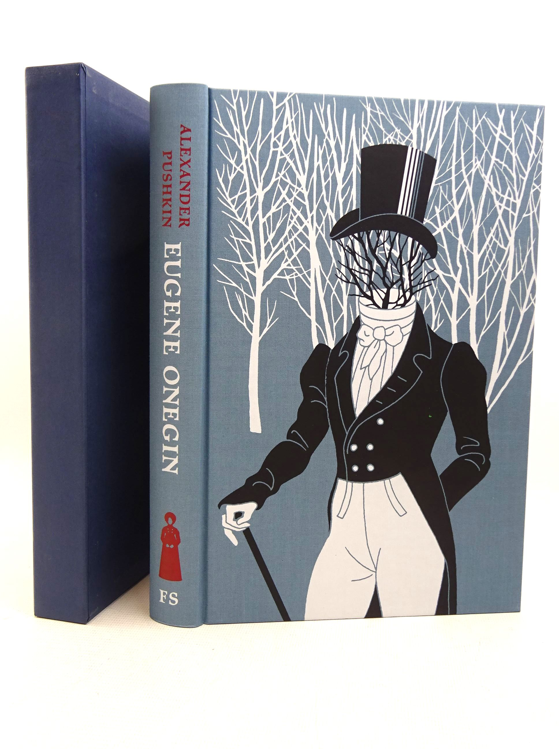 Photo of EUGENE ONEGIN written by Pushkin, Alexander illustrated by Balbusso, Anna<br />Balbusso, Elena published by Folio Society (STOCK CODE: 1317629)  for sale by Stella & Rose's Books