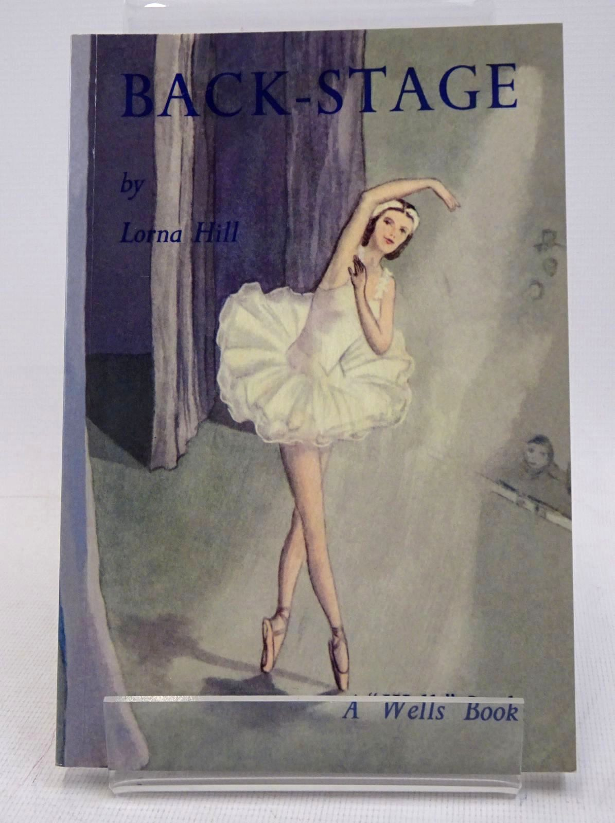 Photo of BACK-STAGE written by Hill, Lorna illustrated by Verity, Esme published by Girls Gone By (STOCK CODE: 1317649)  for sale by Stella & Rose's Books