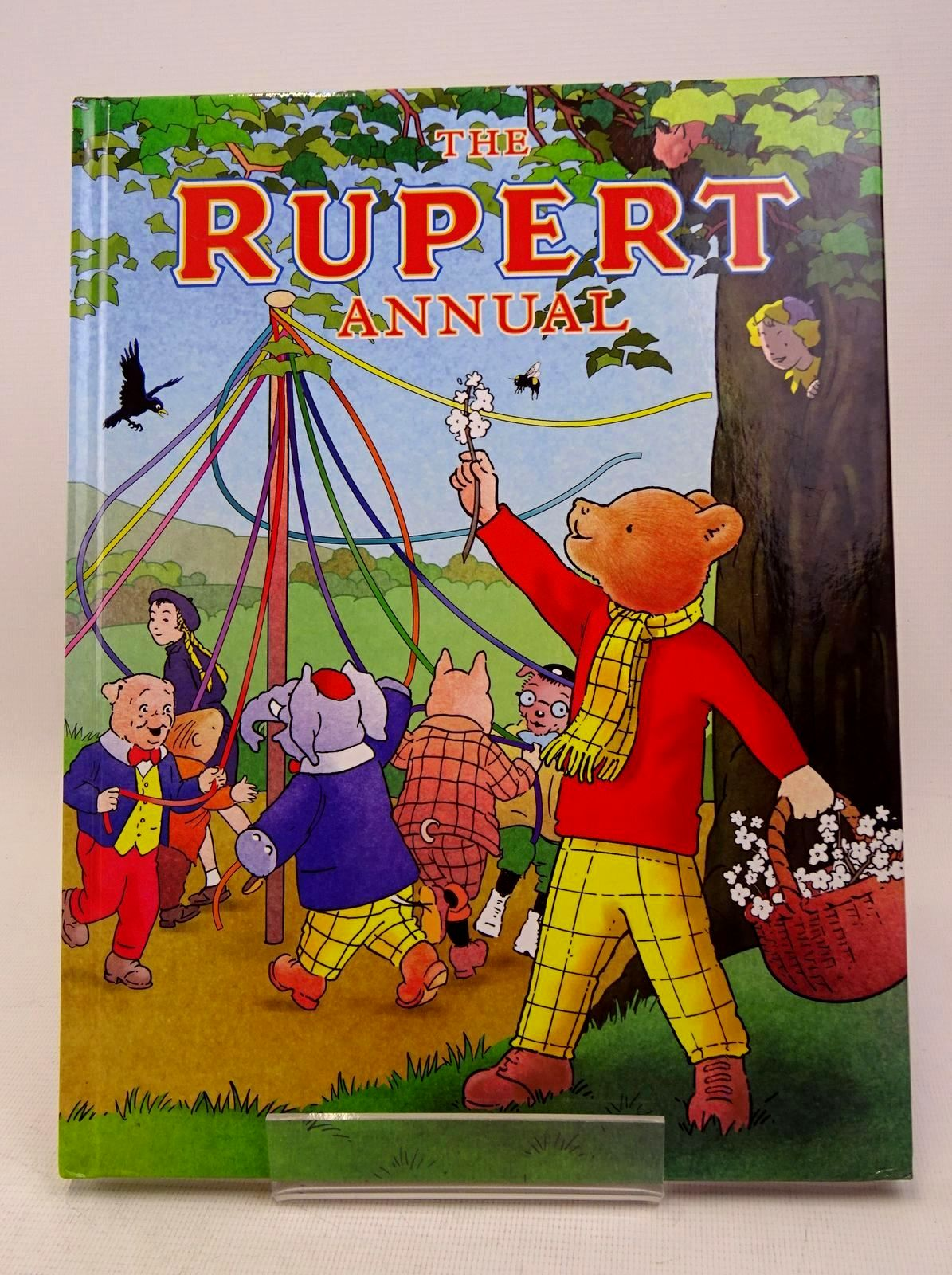Photo of RUPERT ANNUAL 2018- Stock Number: 1317654