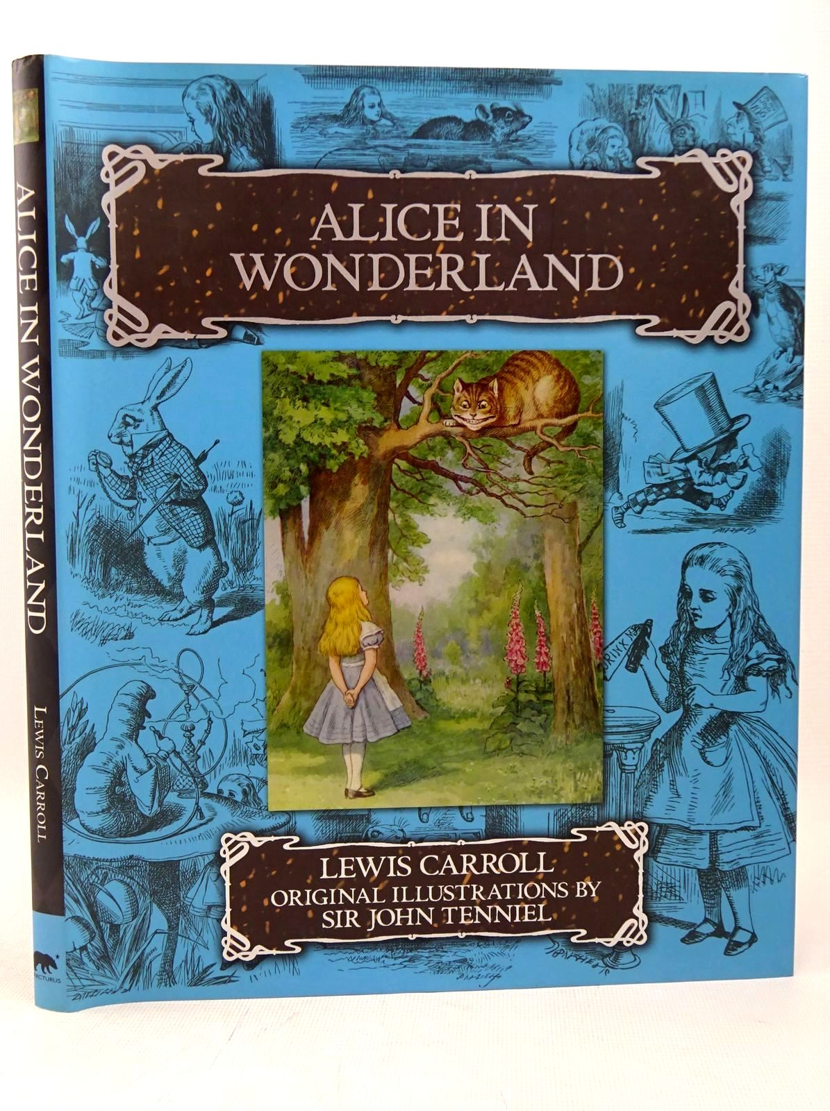 Photo of ALICE IN WONDERLAND written by Carroll, Lewis illustrated by Tenniel, John published by Arcturus Publishing Ltd. (STOCK CODE: 1317661)  for sale by Stella & Rose's Books