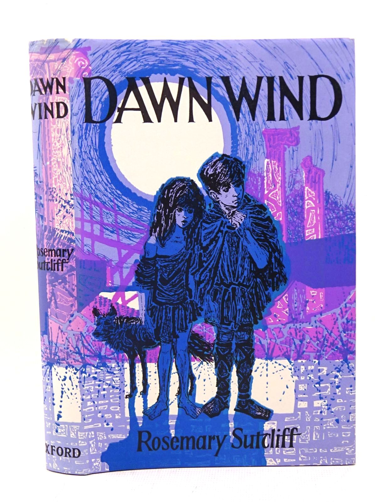 Photo of DAWN WIND written by Sutcliff, Rosemary illustrated by Keeping, Charles published by Oxford University Press (STOCK CODE: 1317668)  for sale by Stella & Rose's Books