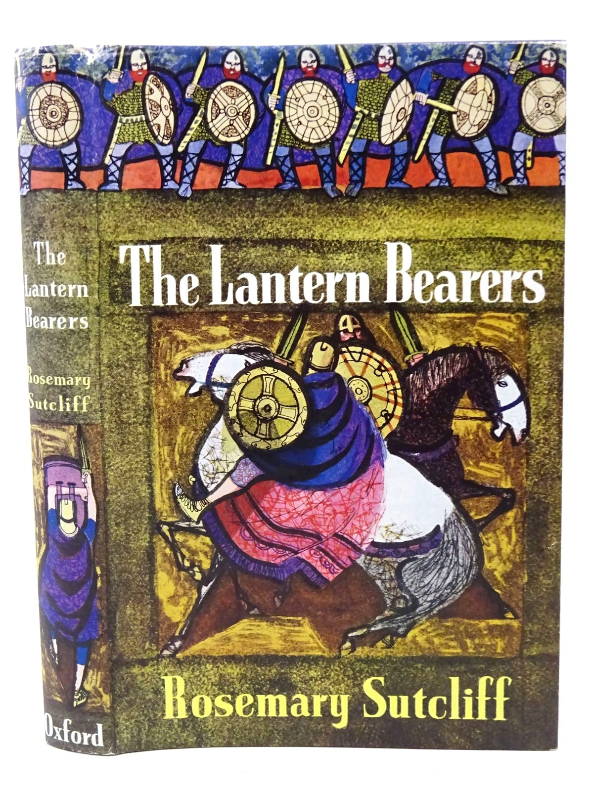 Photo of THE LANTERN BEARERS written by Sutcliff, Rosemary illustrated by Keeping, Charles published by Oxford University Press (STOCK CODE: 1317669)  for sale by Stella & Rose's Books