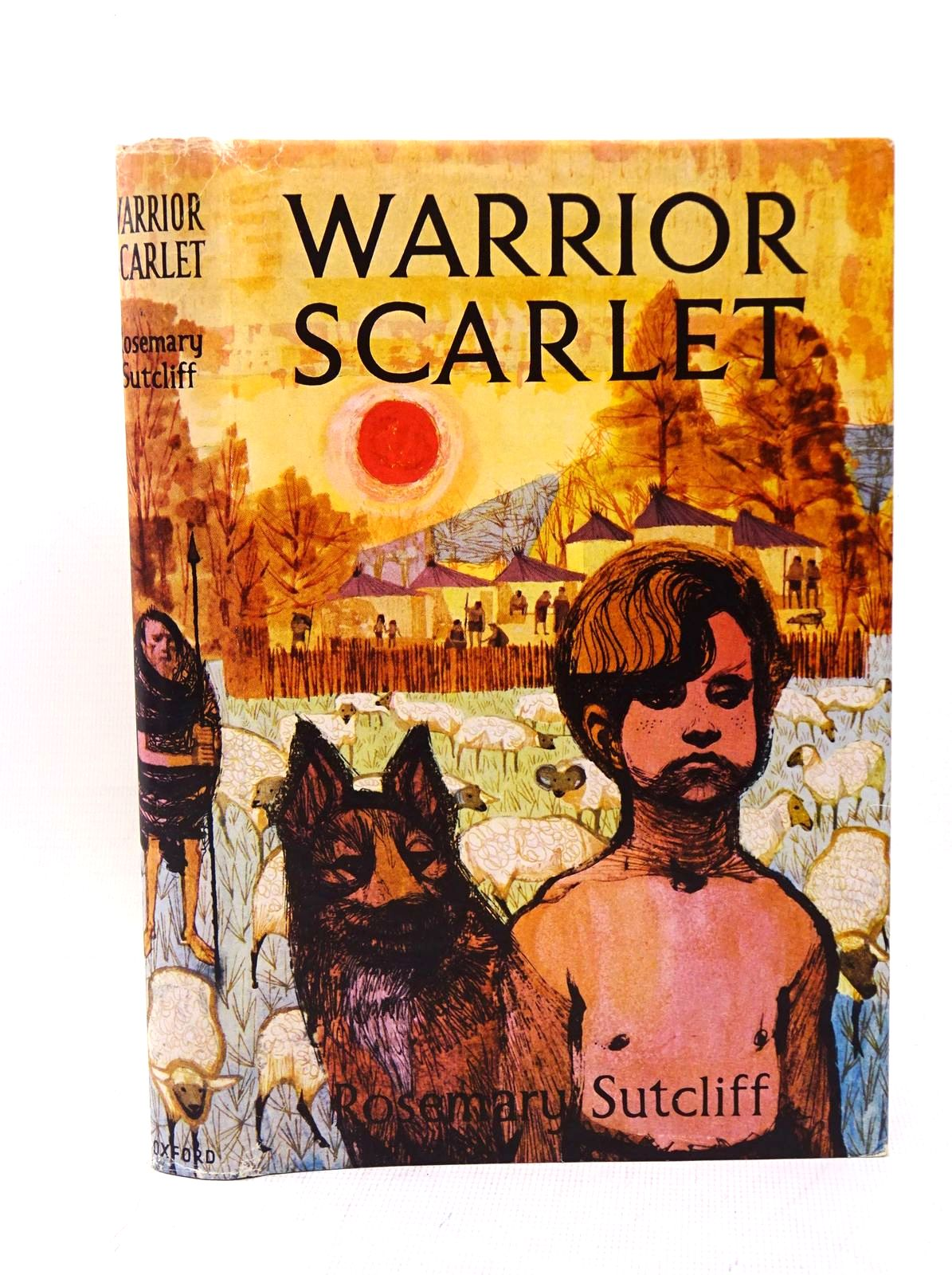 Photo of WARRIOR SCARLET written by Sutcliff, Rosemary illustrated by Keeping, Charles published by Oxford University Press (STOCK CODE: 1317672)  for sale by Stella & Rose's Books