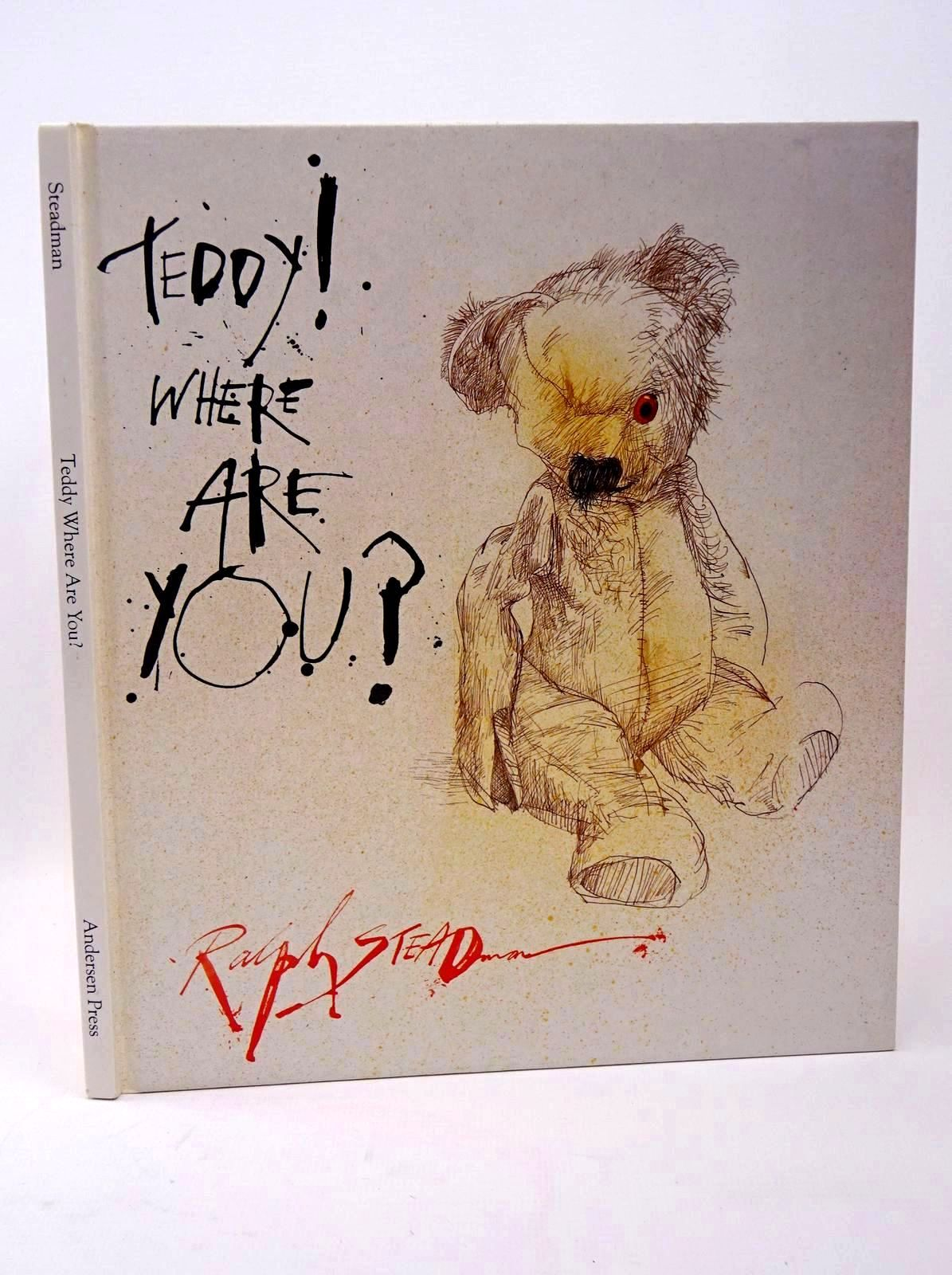 Photo of TEDDY! WHERE ARE YOU?