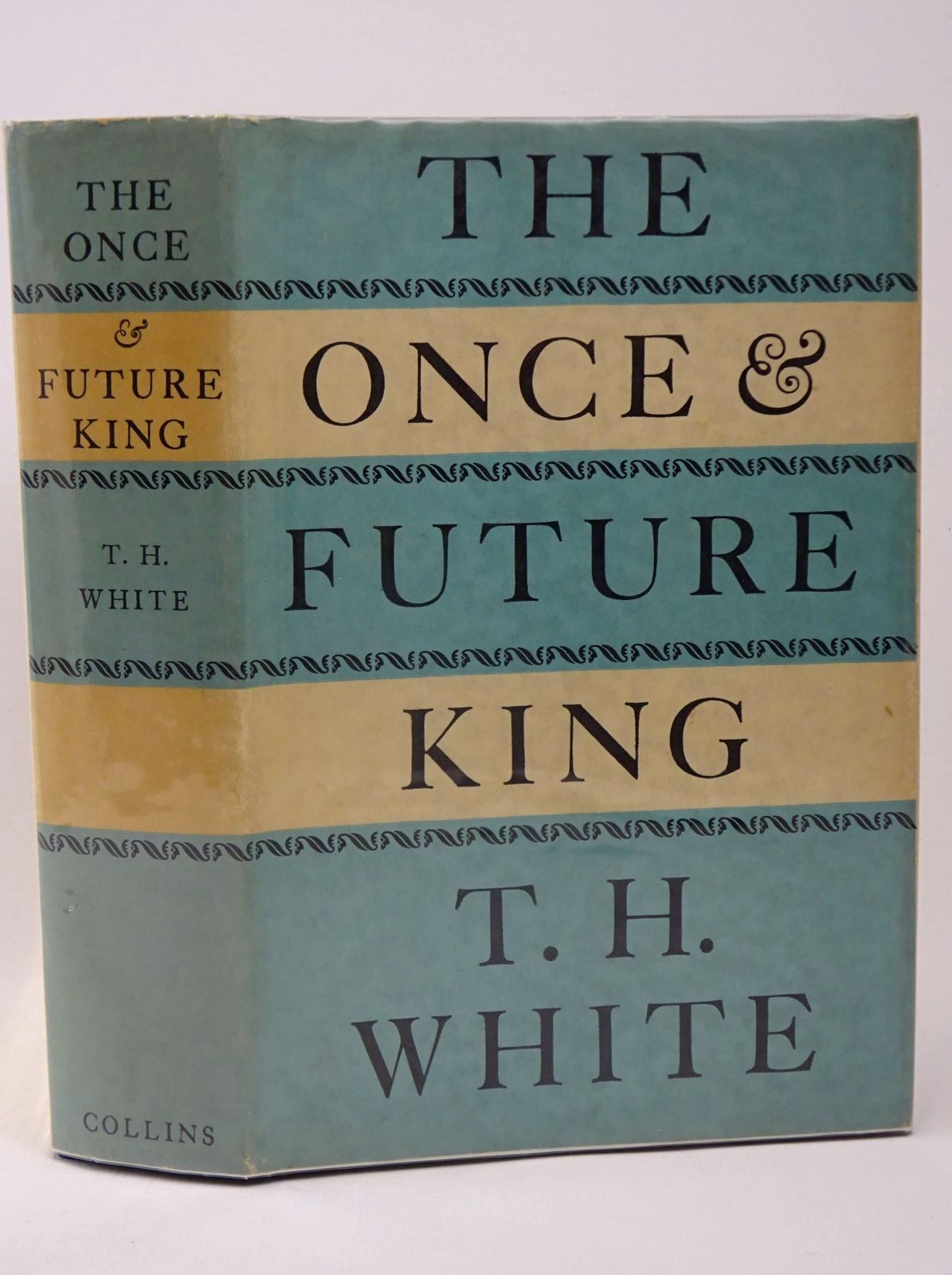Photo of THE ONCE AND FUTURE KING written by White, T.H. published by Collins (STOCK CODE: 1317754)  for sale by Stella & Rose's Books