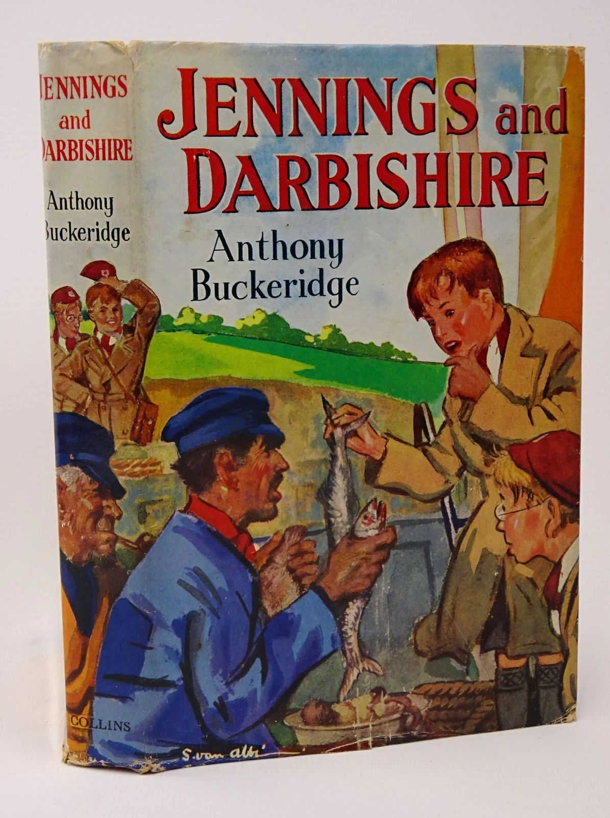 Photo of JENNINGS AND DARBISHIRE written by Buckeridge, Anthony published by Collins (STOCK CODE: 1317756)  for sale by Stella & Rose's Books