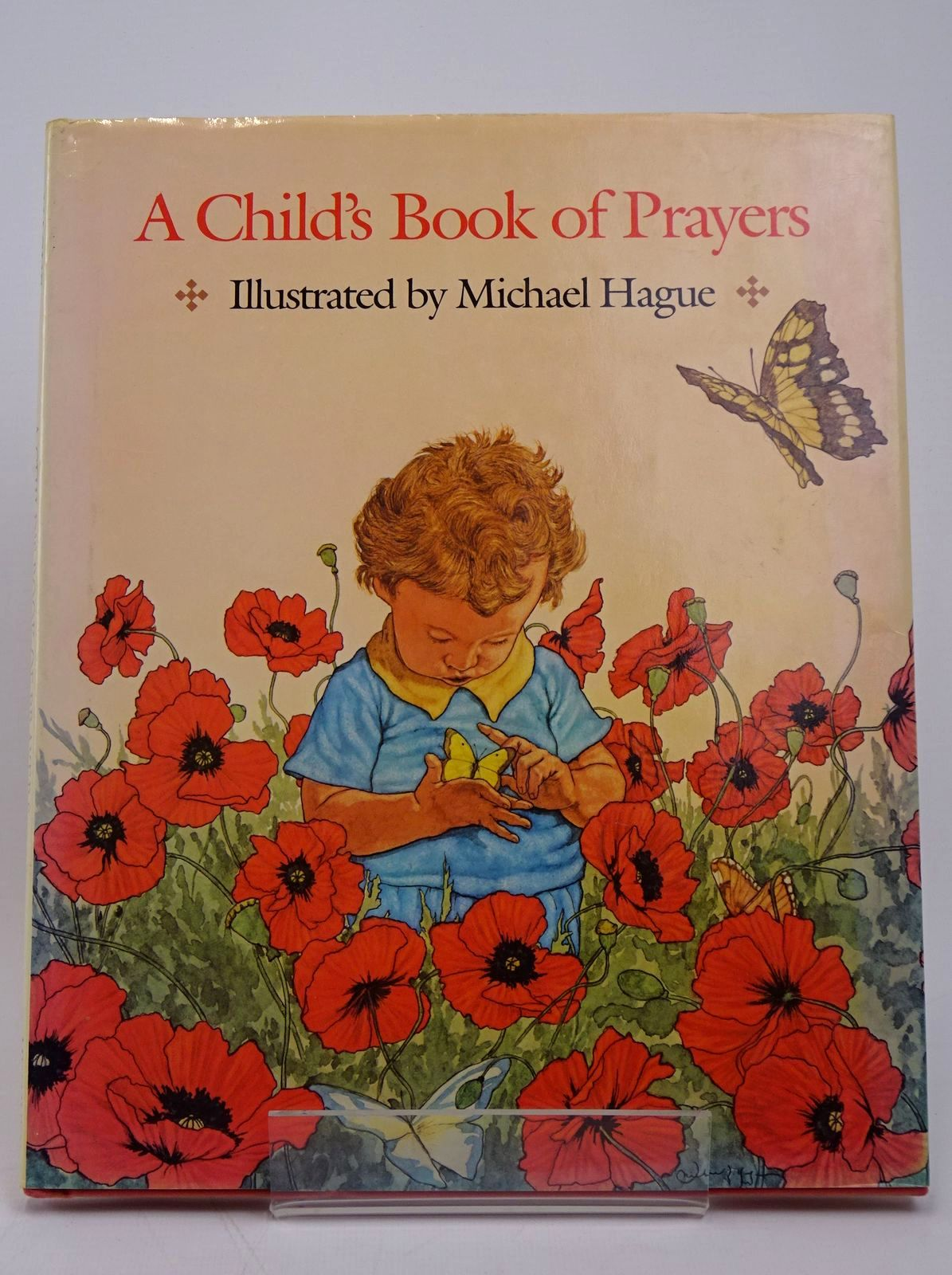 Photo of A CHILD'S BOOK OF PRAYERS illustrated by Hague, Michael published by Methuen Children's Books (STOCK CODE: 1317810)  for sale by Stella & Rose's Books