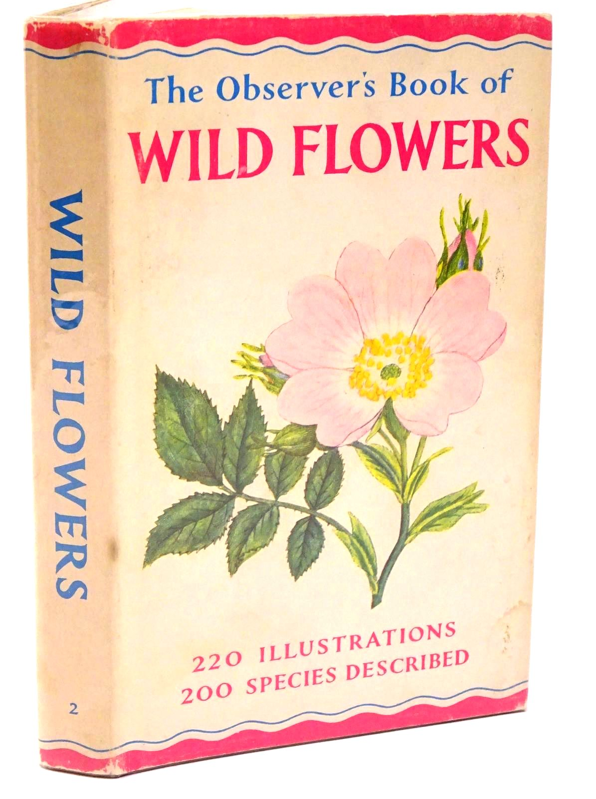 Photo of THE OBSERVER'S BOOK OF WILD FLOWERS written by Stokoe, W.J. published by Frederick Warne & Co Ltd. (STOCK CODE: 1317813)  for sale by Stella & Rose's Books