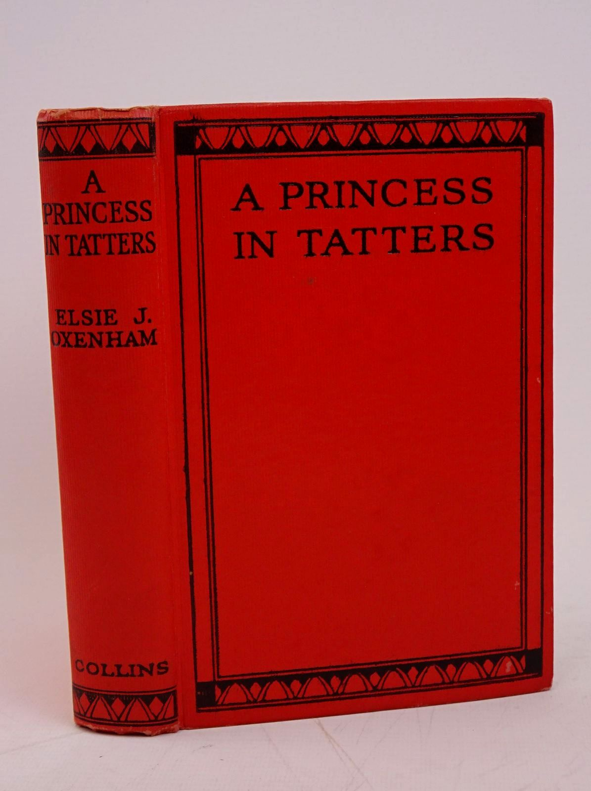 Photo of A PRINCESS IN TATTERS written by Oxenham, Elsie J. published by Collins Clear-Type Press (STOCK CODE: 1317834)  for sale by Stella & Rose's Books