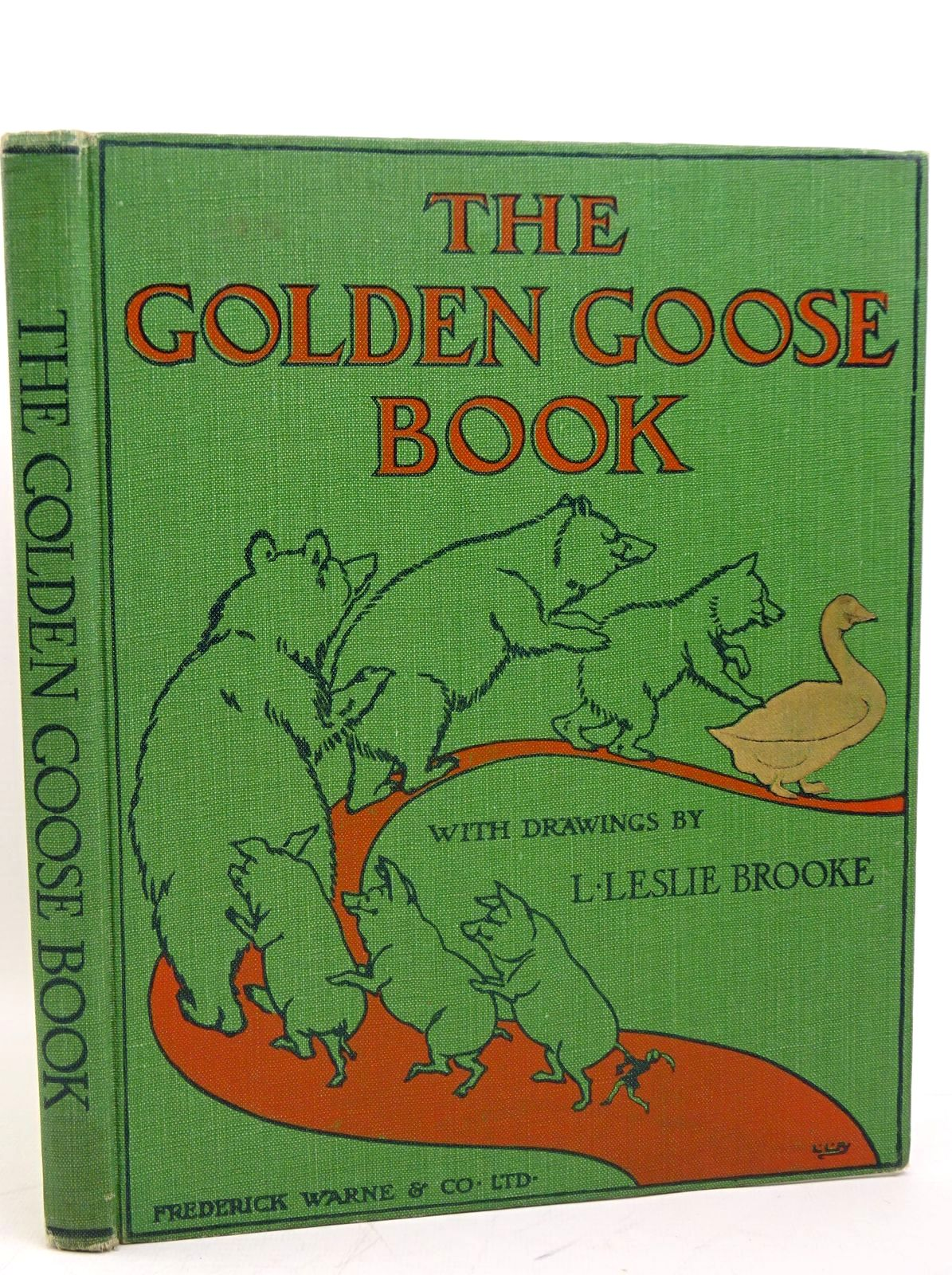 Photo of THE GOLDEN GOOSE BOOK illustrated by Brooke, L. Leslie published by Frederick Warne & Co Ltd. (STOCK CODE: 1317849)  for sale by Stella & Rose's Books