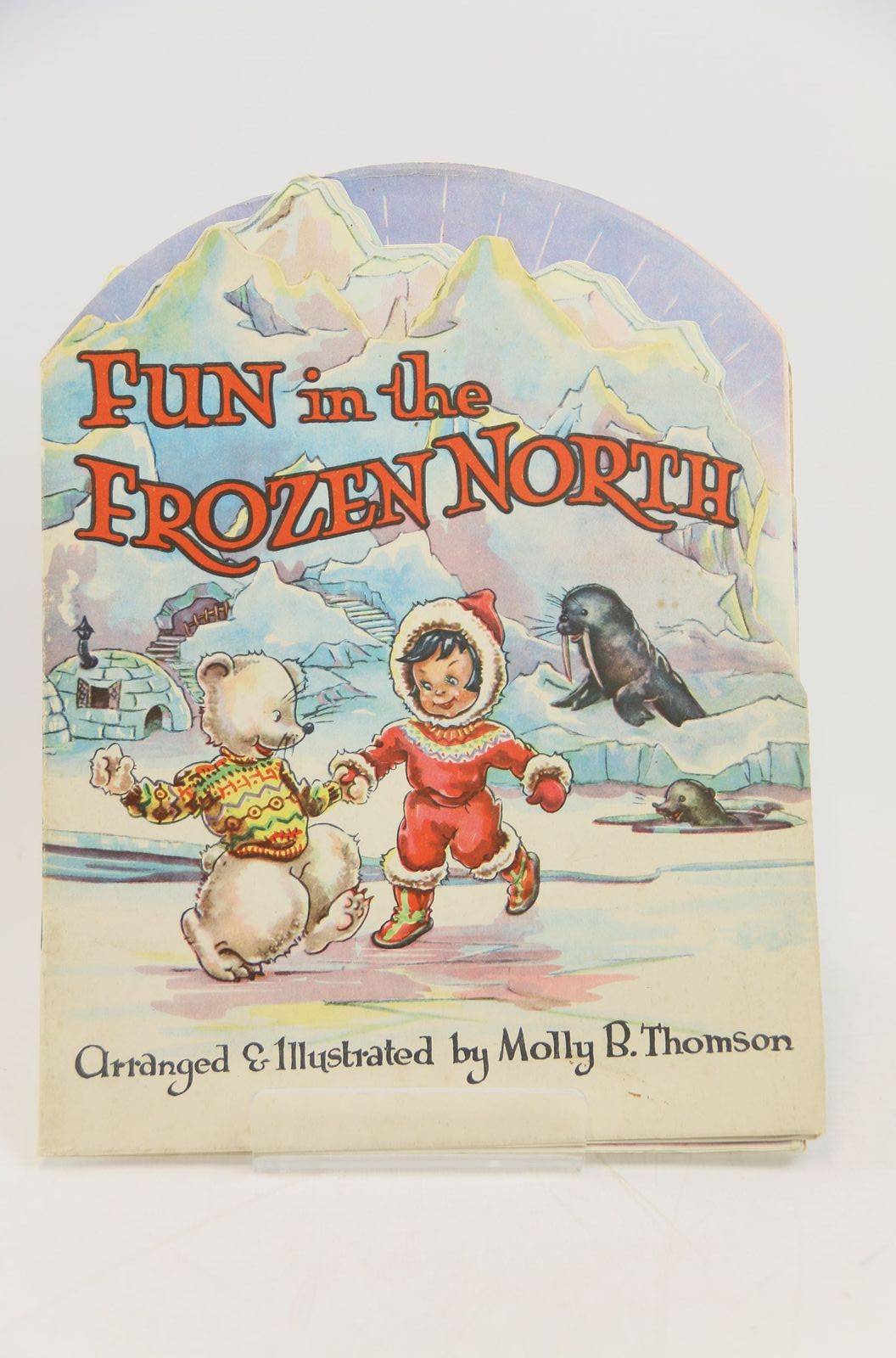 Photo of FUN IN THE FROZEN NORTH written by Thomson, Molly B. illustrated by Thomson, Molly B. published by Collins Clear-Type Press (STOCK CODE: 1317874)  for sale by Stella & Rose's Books