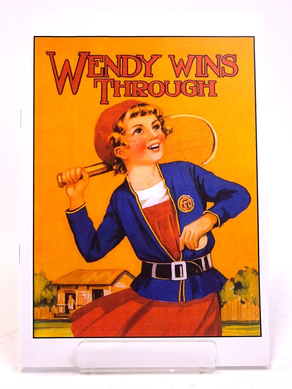 Photo of WENDY WINS THROUGH written by Blyton, Enid published by Enid Blyton Society (STOCK CODE: 1317925)  for sale by Stella & Rose's Books