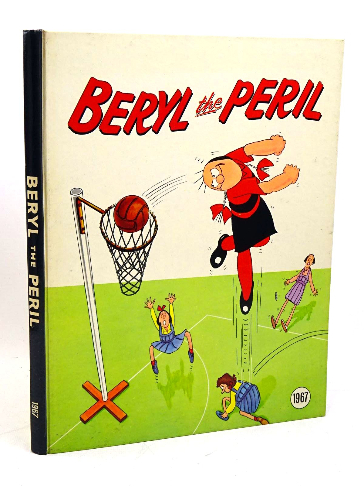 Photo of BERYL THE PERIL 1967 published by D.C. Thomson & Co Ltd. (STOCK CODE: 1317938)  for sale by Stella & Rose's Books
