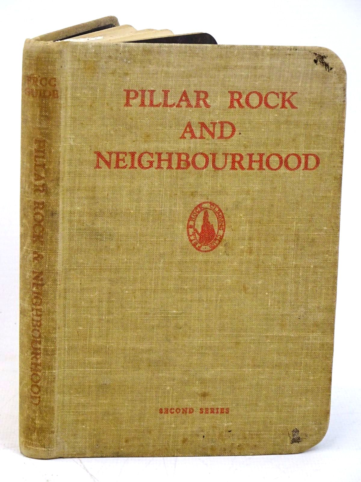 Photo of PILLAR ROCK AND NEIGHBOURHOOD written by Kelly, H.M. illustrated by Cooper, W. Heaton published by The Fell & Rock Climbing Club of the English Lake District (STOCK CODE: 1317962)  for sale by Stella & Rose's Books