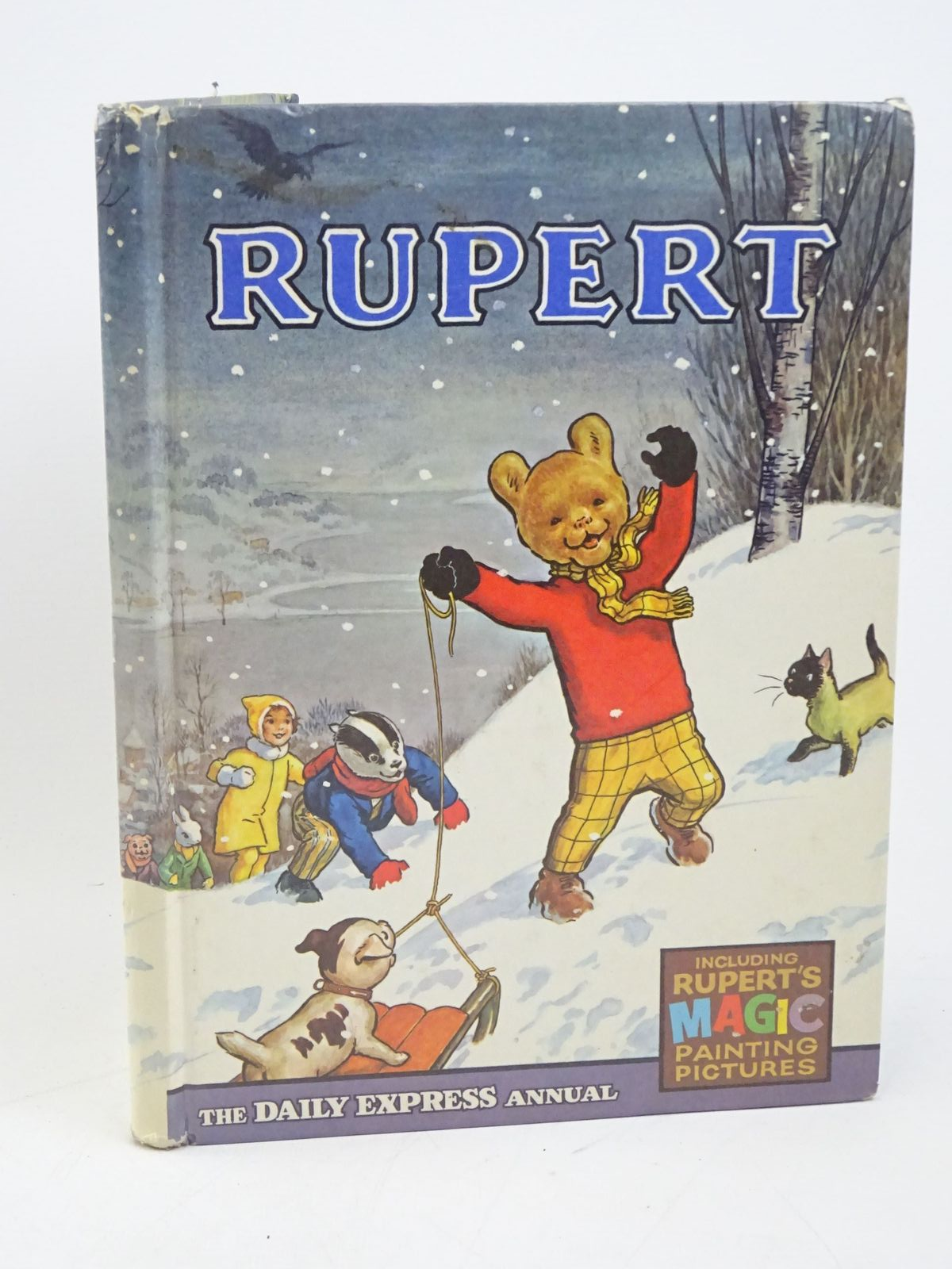 Photo of RUPERT ANNUAL 1967 written by Bestall, Alfred illustrated by Bestall, Alfred published by Daily Express (STOCK CODE: 1317986)  for sale by Stella & Rose's Books