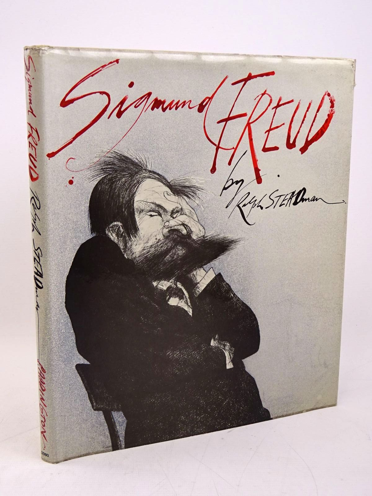 Photo of SIGMUND FREUD written by Steadman, Ralph illustrated by Steadman, Ralph published by Paddington Press (STOCK CODE: 1318017)  for sale by Stella & Rose's Books