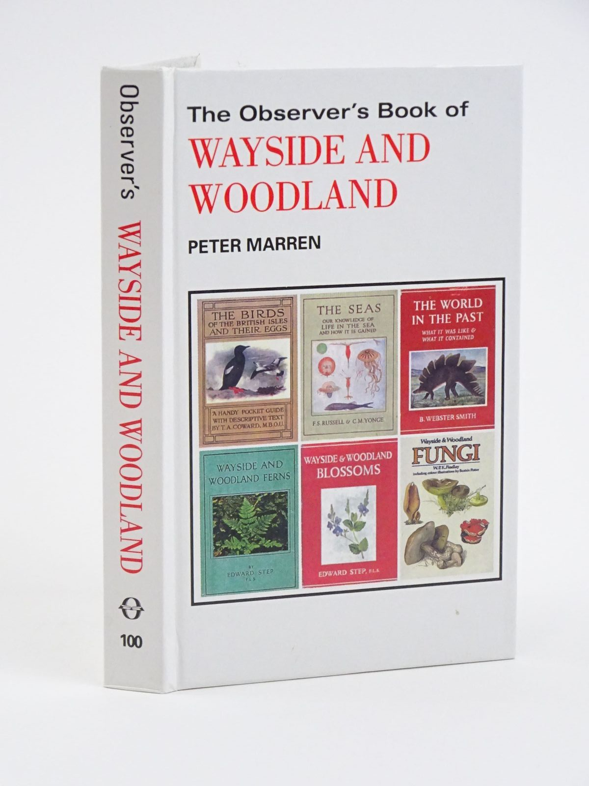 Photo of THE OBSERVER'S BOOK OF WAYSIDE AND WOODLAND written by Marren, Peter illustrated by Burgess, Mick published by Peregrine (STOCK CODE: 1318053)  for sale by Stella & Rose's Books