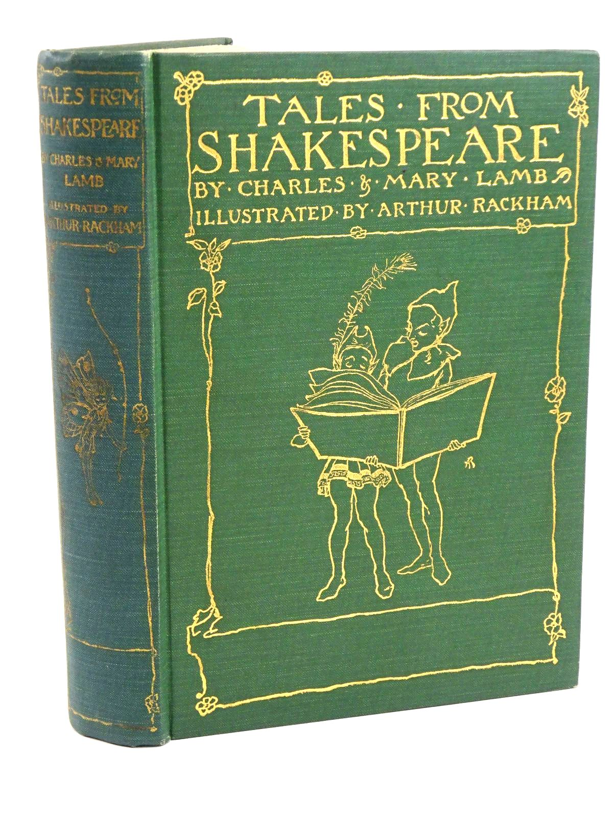 Photo of TALES FROM SHAKESPEARE written by Lamb, Charles<br />Lamb, Mary<br />Shakespeare, William illustrated by Rackham, Arthur published by Temple Press (STOCK CODE: 1318080)  for sale by Stella & Rose's Books