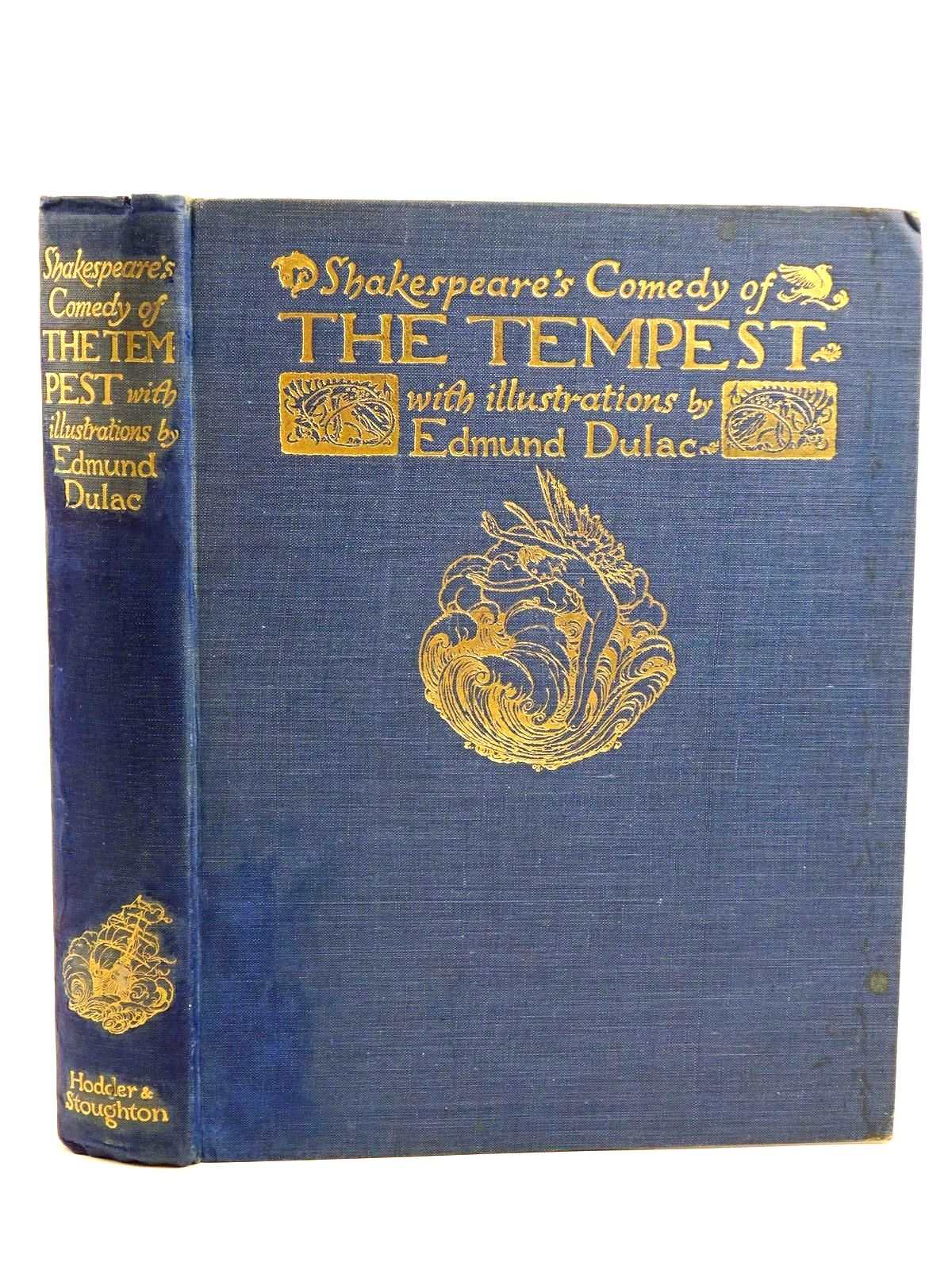 Photo of SHAKESPEARE'S COMEDY OF THE TEMPEST