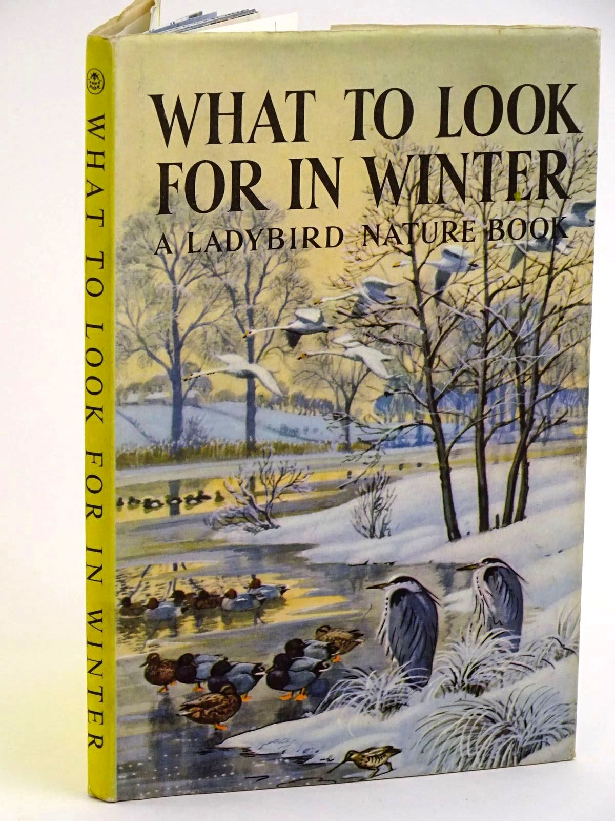 Photo of WHAT TO LOOK FOR IN WINTER written by Watson, E.L. Grant illustrated by Tunnicliffe, C.F. published by Wills & Hepworth Ltd. (STOCK CODE: 1318144)  for sale by Stella & Rose's Books