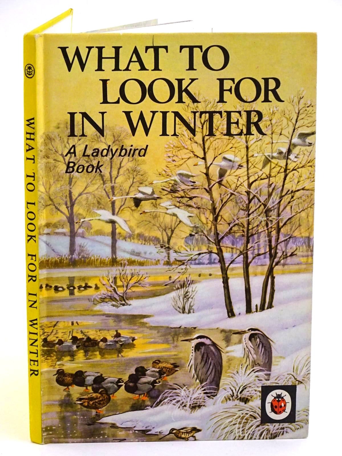 Photo of WHAT TO LOOK FOR IN WINTER written by Watson, E.L. Grant illustrated by Tunnicliffe, C.F. published by Wills & Hepworth Ltd. (STOCK CODE: 1318154)  for sale by Stella & Rose's Books