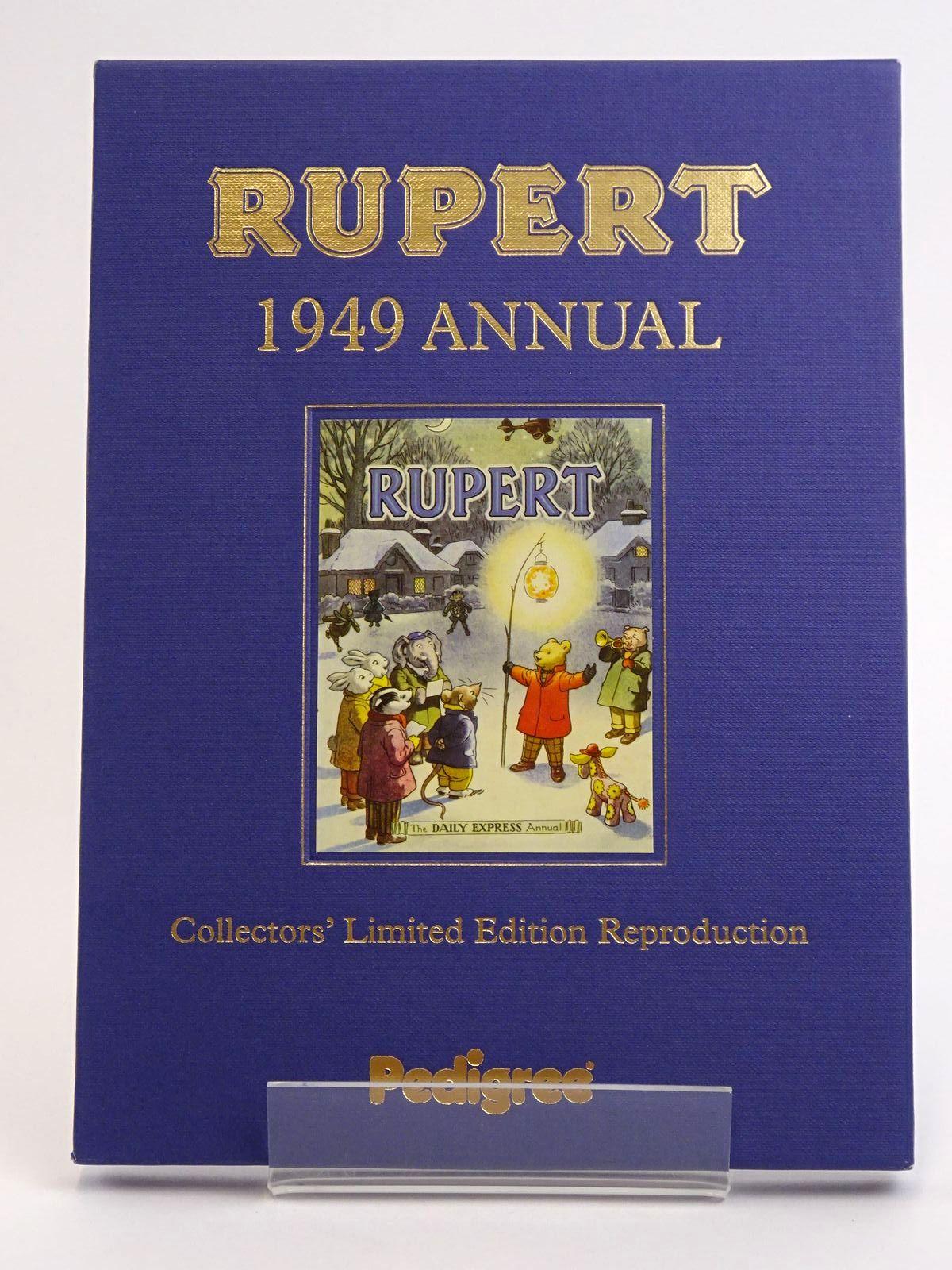Photo of RUPERT ANNUAL 1949 (FACSIMILE)