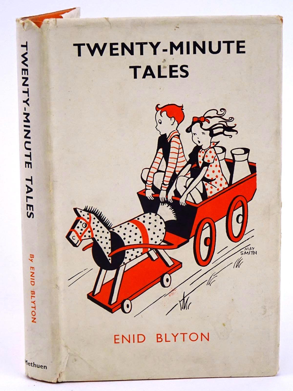 Photo of TWENTY-MINUTE TALES written by Blyton, Enid published by Methuen & Co. Ltd. (STOCK CODE: 1318206)  for sale by Stella & Rose's Books