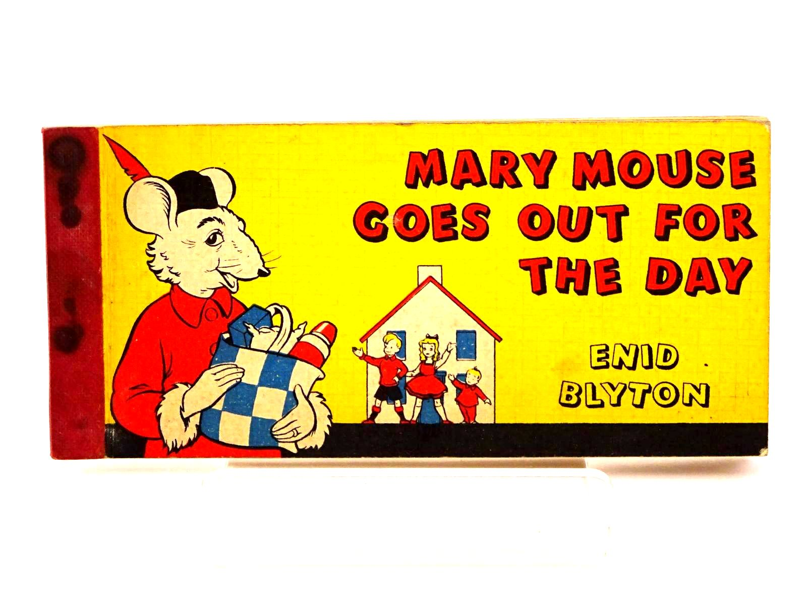 Photo of MARY MOUSE GOES OUT FOR THE DAY written by Blyton, Enid illustrated by White, Fred published by Brockhampton Press (STOCK CODE: 1318222)  for sale by Stella & Rose's Books