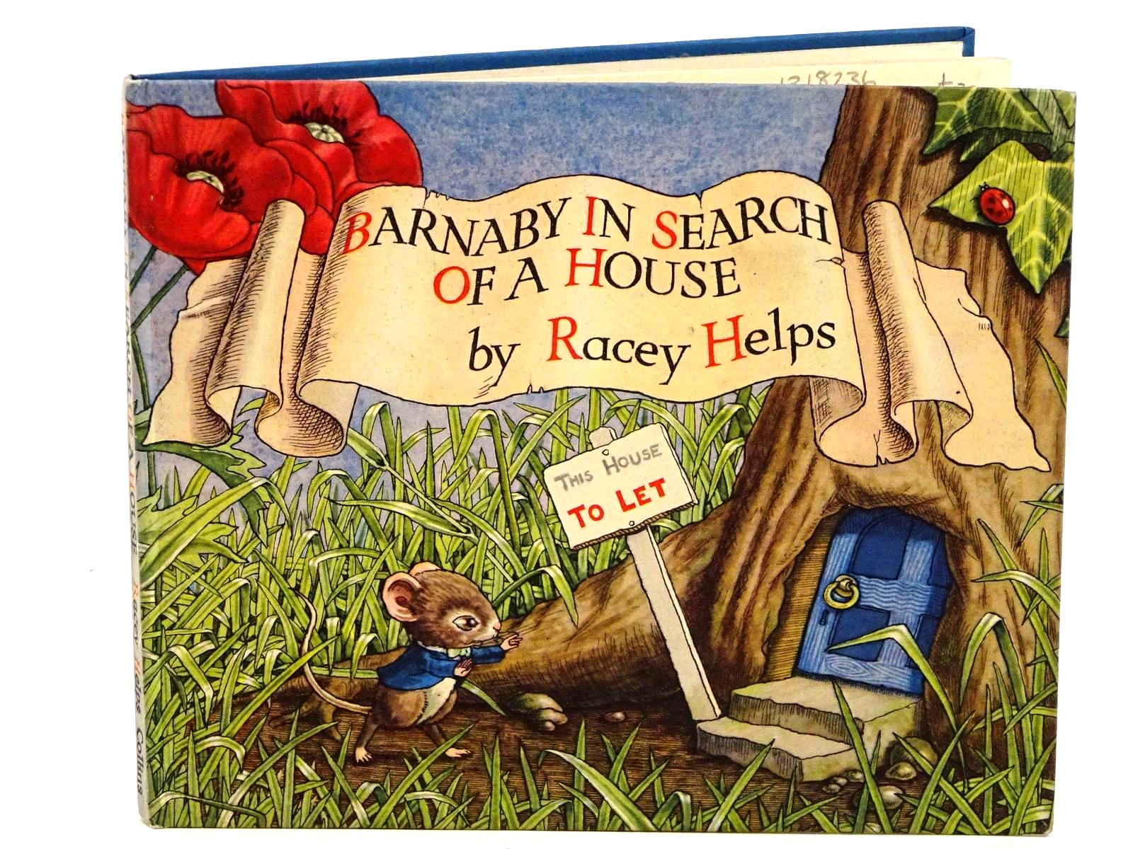 Photo of BARNABY IN SEARCH OF A HOUSE written by Helps, Racey illustrated by Helps, Racey published by Collins (STOCK CODE: 1318236)  for sale by Stella & Rose's Books