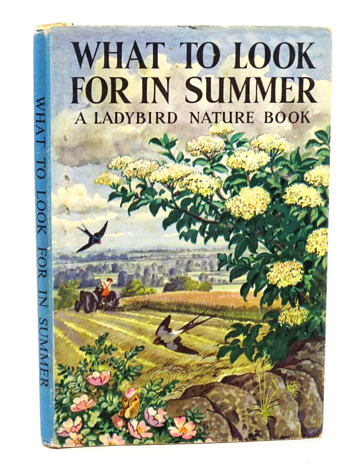 Photo of WHAT TO LOOK FOR IN SUMMER written by Watson, E.L. Grant illustrated by Tunnicliffe, C.F. published by Wills & Hepworth Ltd. (STOCK CODE: 1318288)  for sale by Stella & Rose's Books