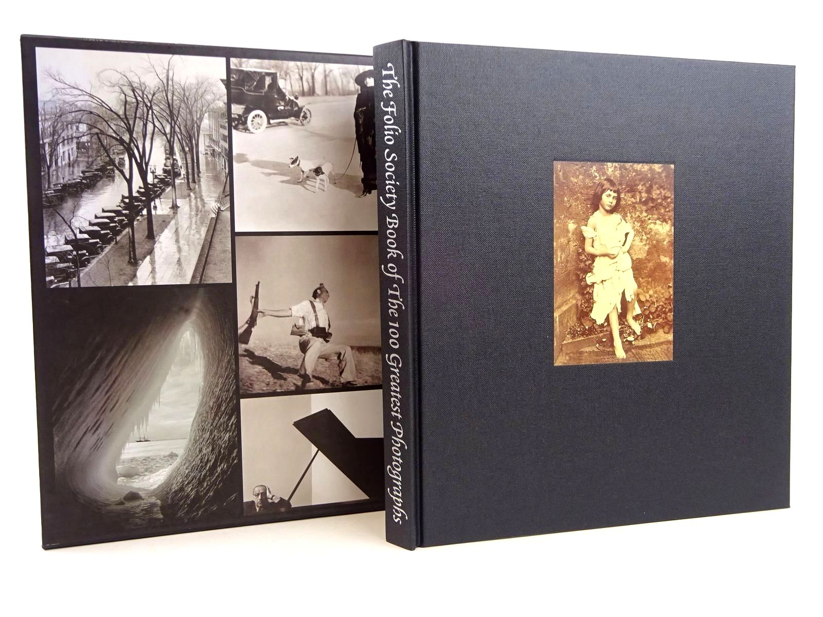 Photo of THE FOLIO SOCIETY BOOK OF THE 100 GREATEST PHOTOGRAPHS written by Haworth-Booth, Mark published by Folio Society (STOCK CODE: 1318309)  for sale by Stella & Rose's Books