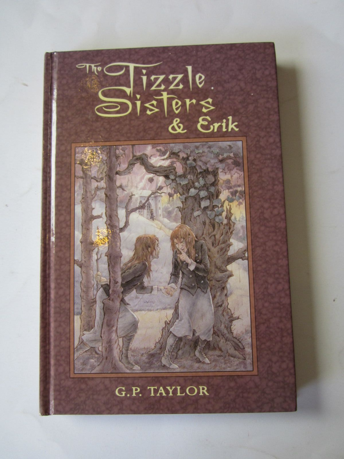 Photo of THE TIZZLE SISTERS & ERIK written by Taylor, G.P. illustrated by Boultwood, Dan published by Markosia Enterprises Ltd. (STOCK CODE: 1401307)  for sale by Stella & Rose's Books