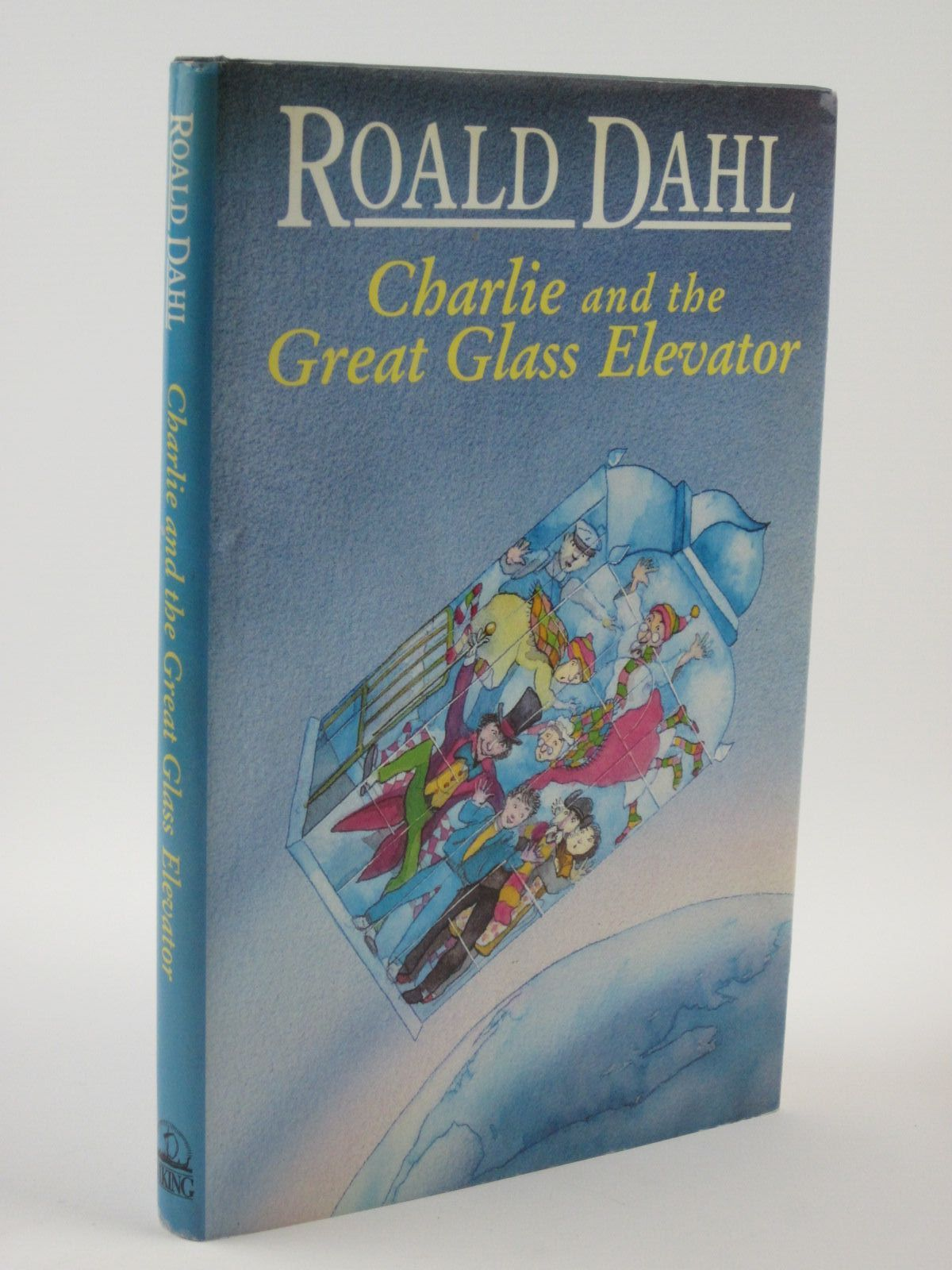 roald dahl charlie and the great glass elevator book report Charlie and the great glass elevator book by roald dahl - audiobook full - duration: 2:49:45 daniele komar 430 views.