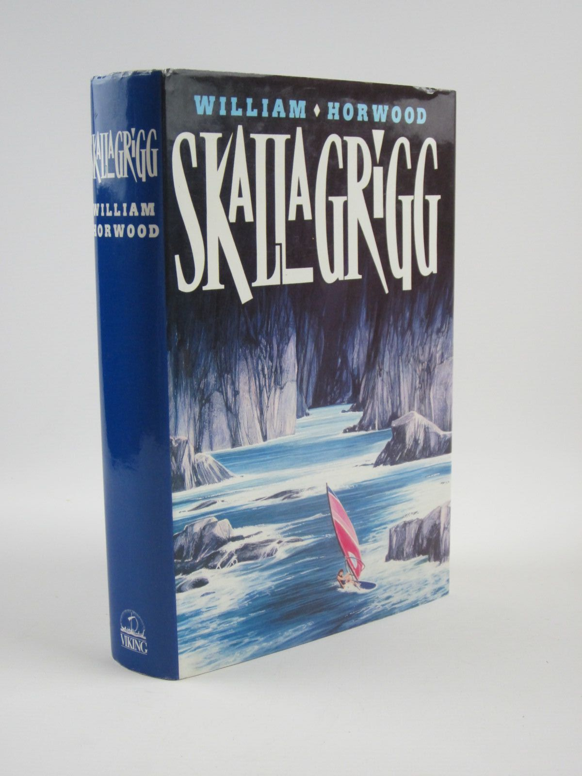 Photo of SKALLAGRIGG written by Horwood, William published by Viking (STOCK CODE: 1401573)  for sale by Stella & Rose's Books