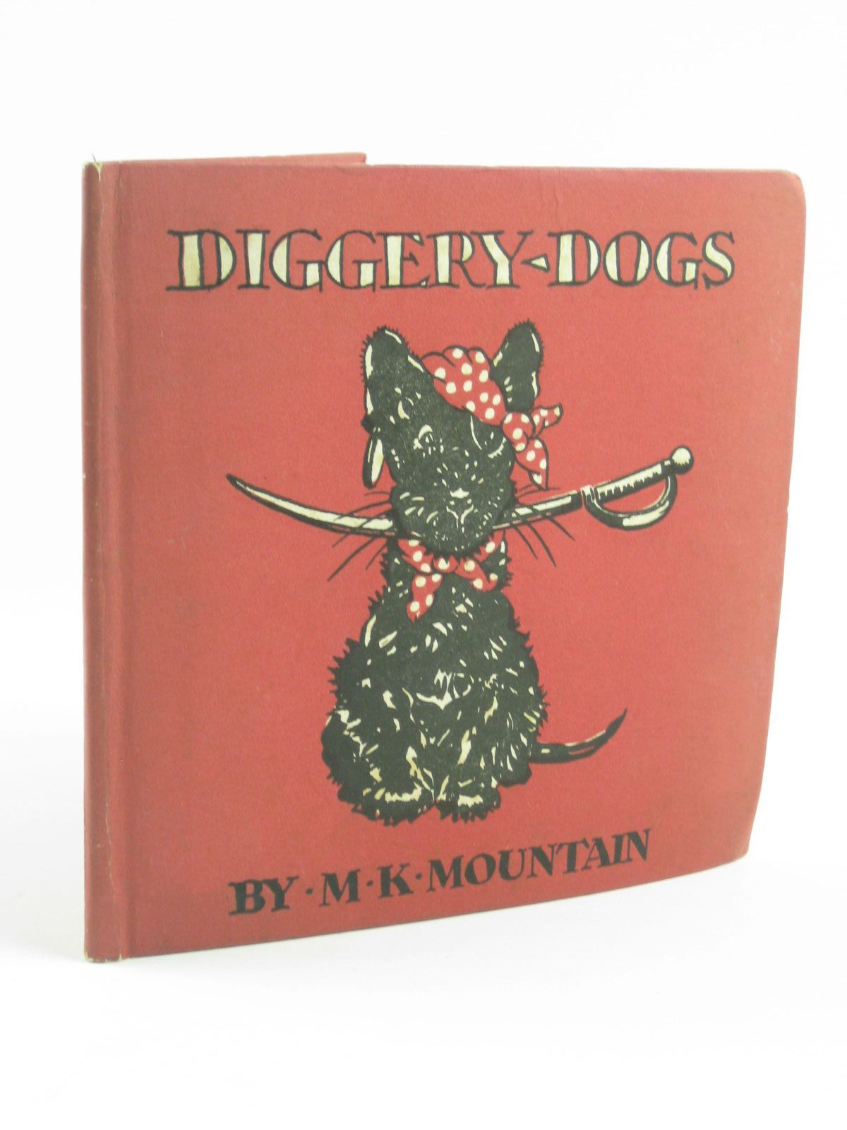 Photo of DIGGERY-DOGS THE ADVENTURER written by Mountain, M.K. illustrated by Mountain, M.K. published by Oxford University Press (STOCK CODE: 1401606)  for sale by Stella & Rose's Books