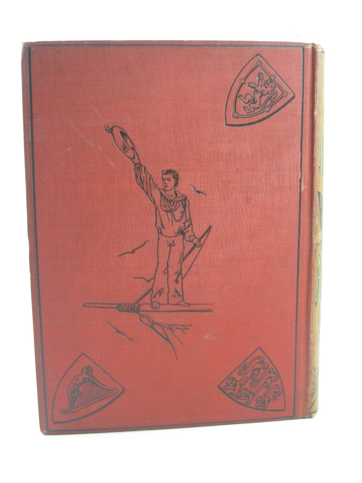 Photo of THE BOY'S OWN ANNUAL VOL 21 written by Fenn, George Manville<br />Henty, G.A.<br />Stables, Gordon<br />Verne, Jules illustrated by Wain, Louis<br />Goble, Warwick<br />Pearse, Alfred published by The Boy's Own Paper (STOCK CODE: 1401711)  for sale by Stella & Rose's Books