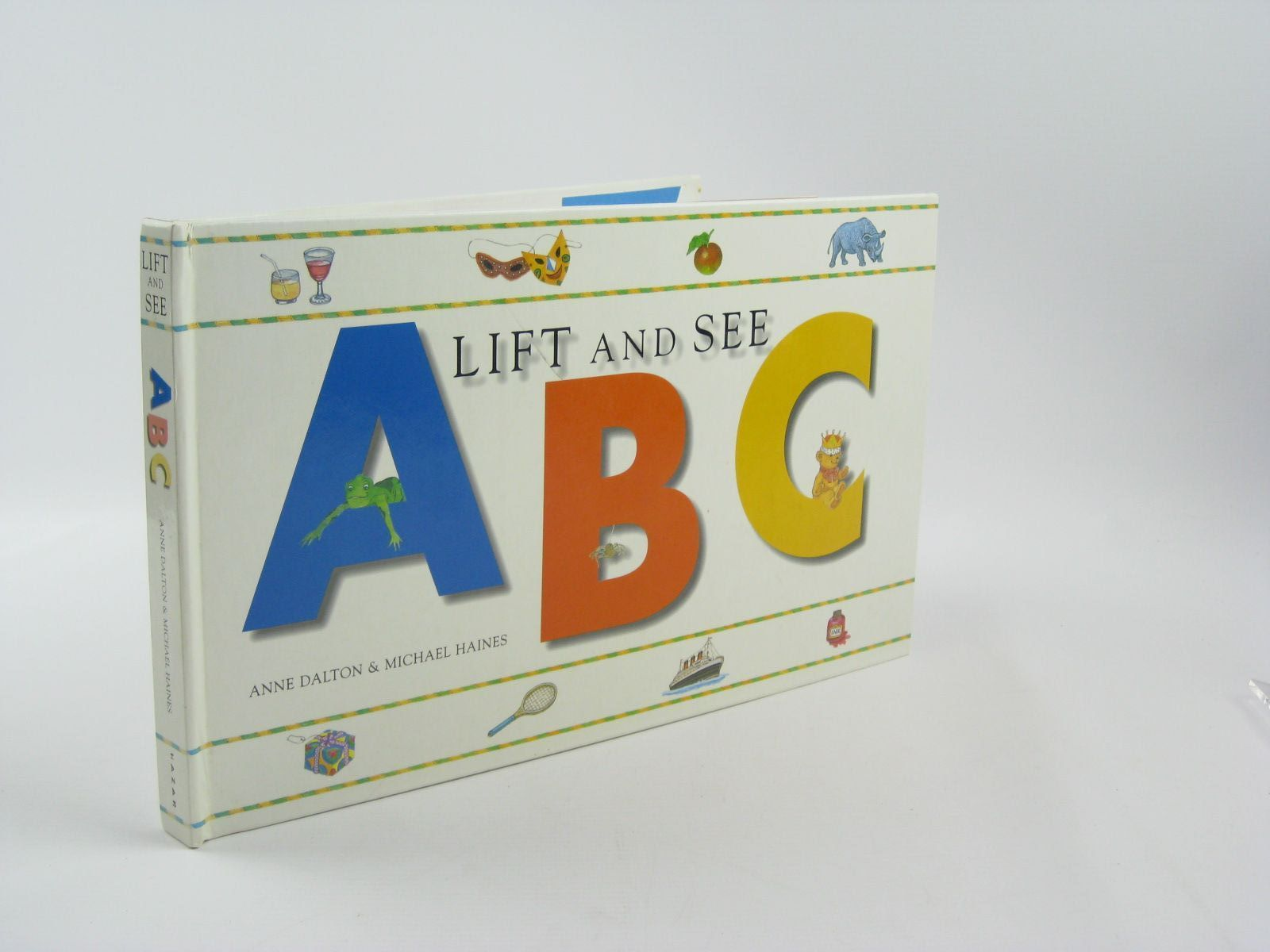 Photo of LIFT AND SEE ABC