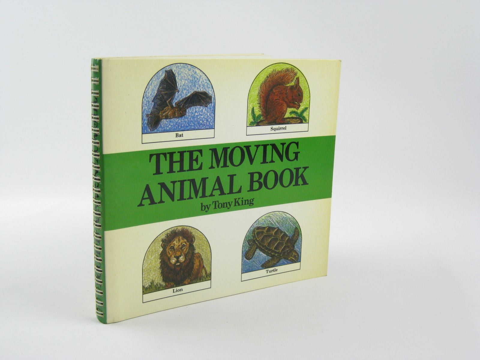Photo of THE MOVING ANIMAL BOOK